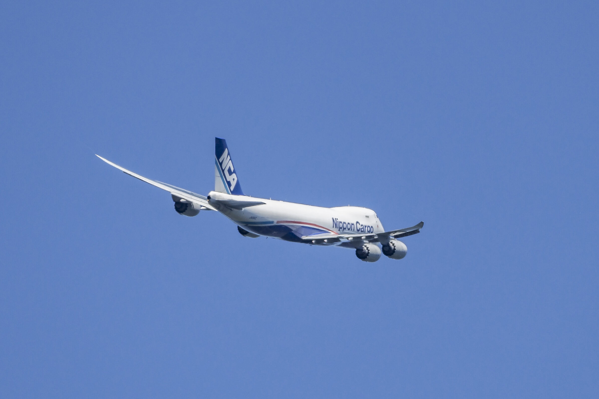 Boeing 747-8f - Nippon Cargo Airlines - NCA...