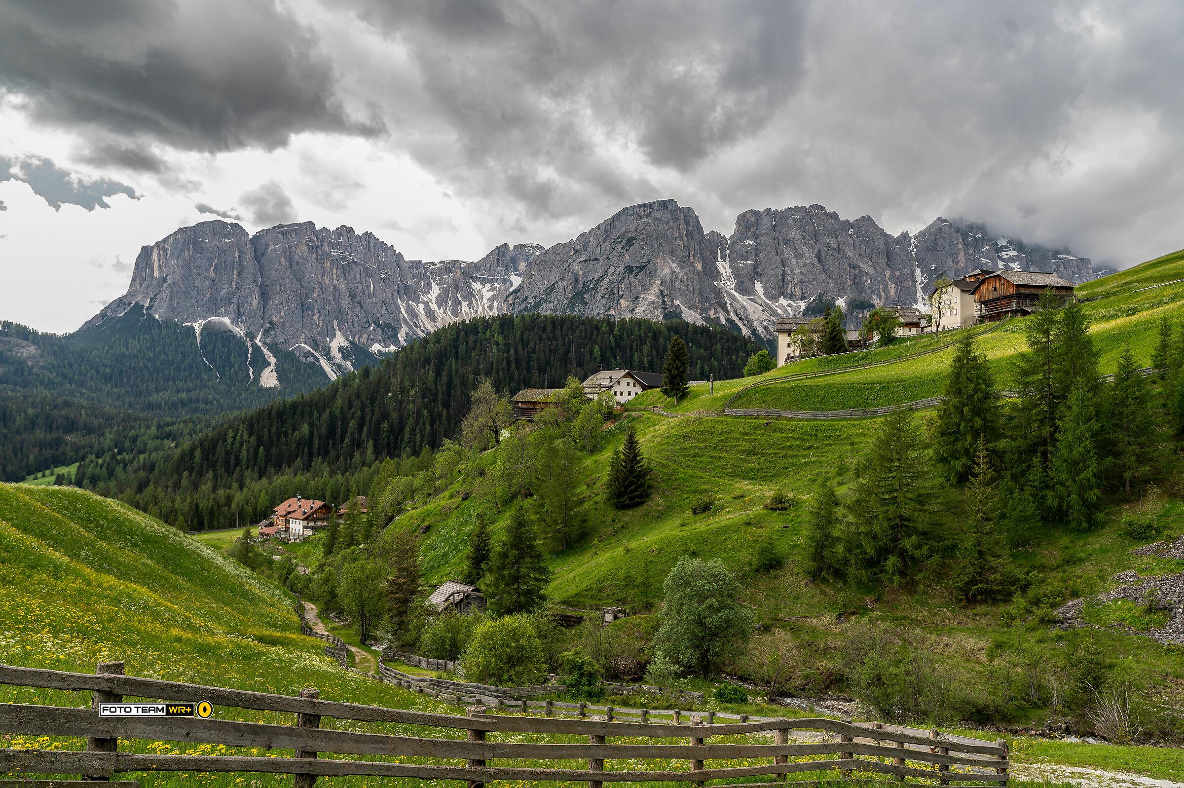 Longiarù - Val Badia - South Tyrol...
