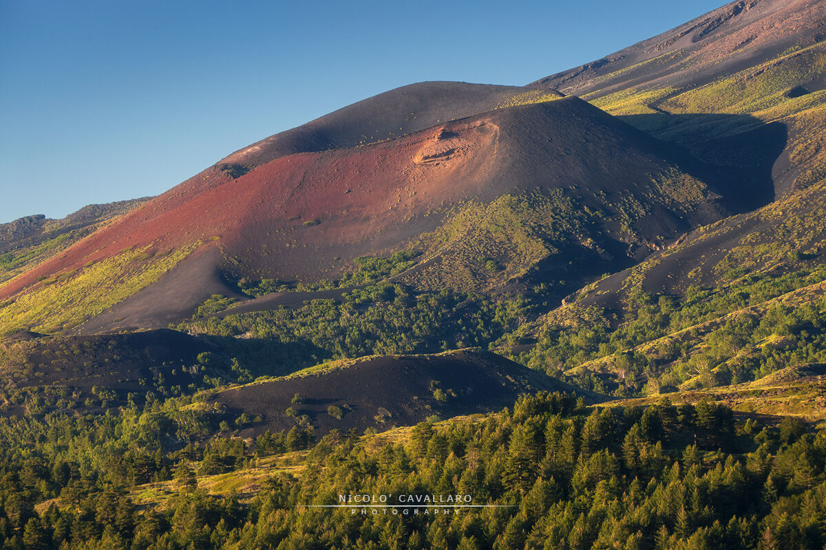 Etna - Mount Wheat of the Concazze...