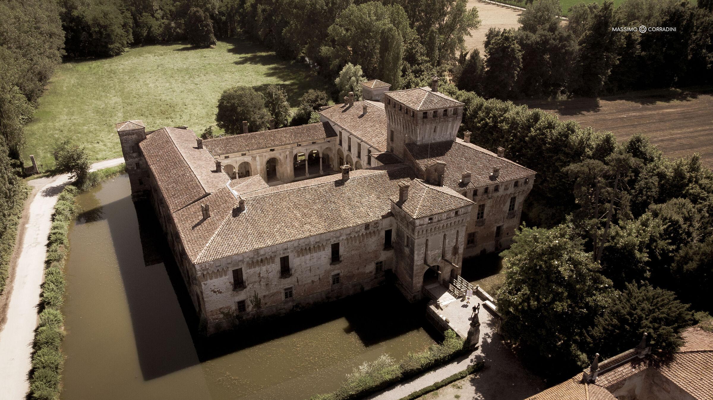 Padernello castle...