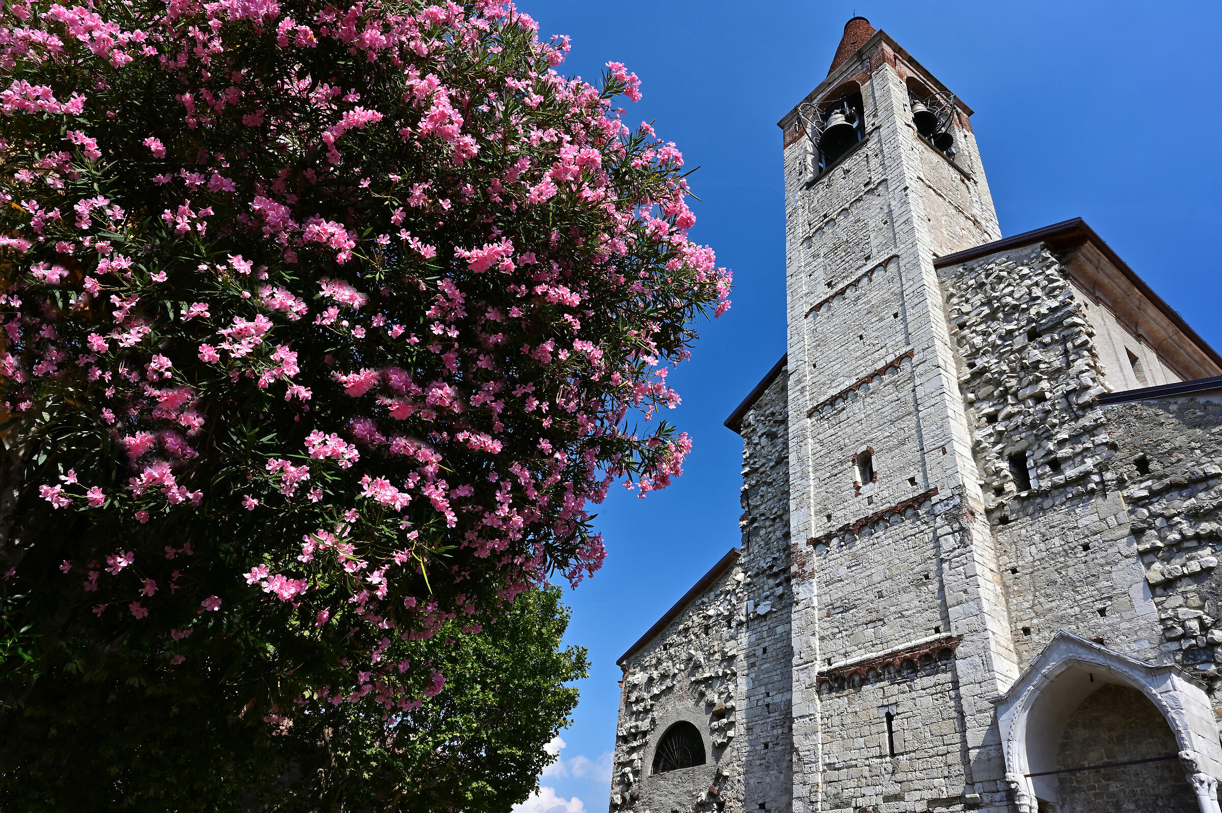 Iseo -pieve by St. Andrew ...