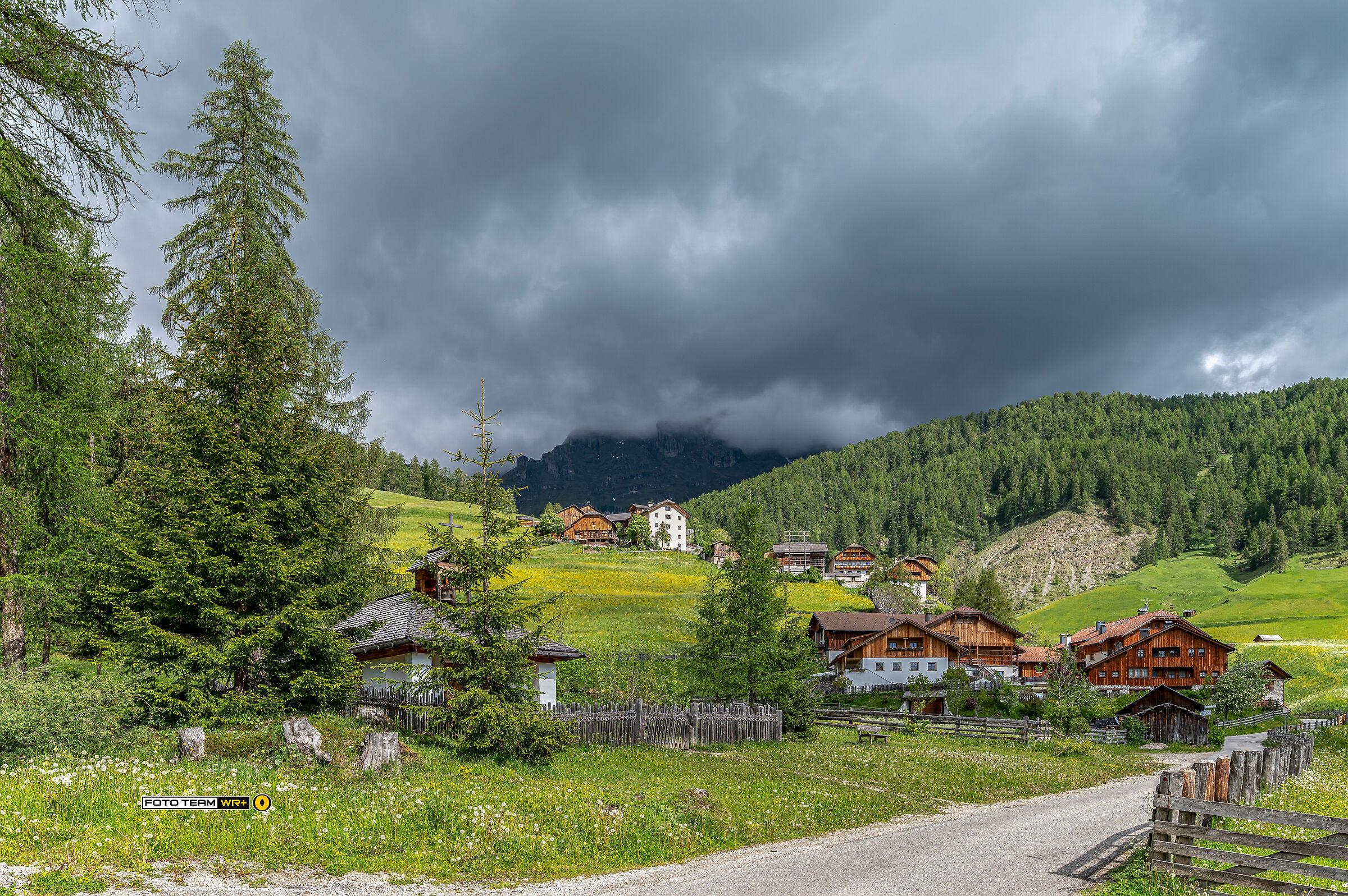 Seres/Miscì (Longiarù) Val Badia - South Tyrol...