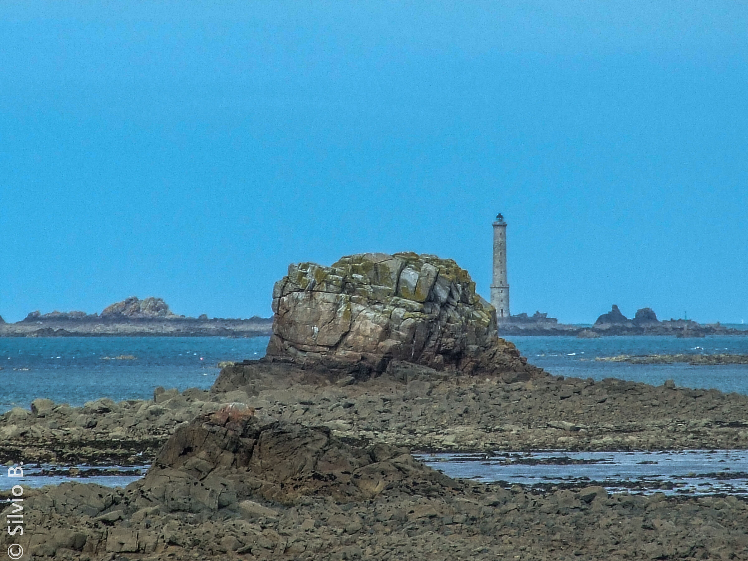 Brittany - low tide...