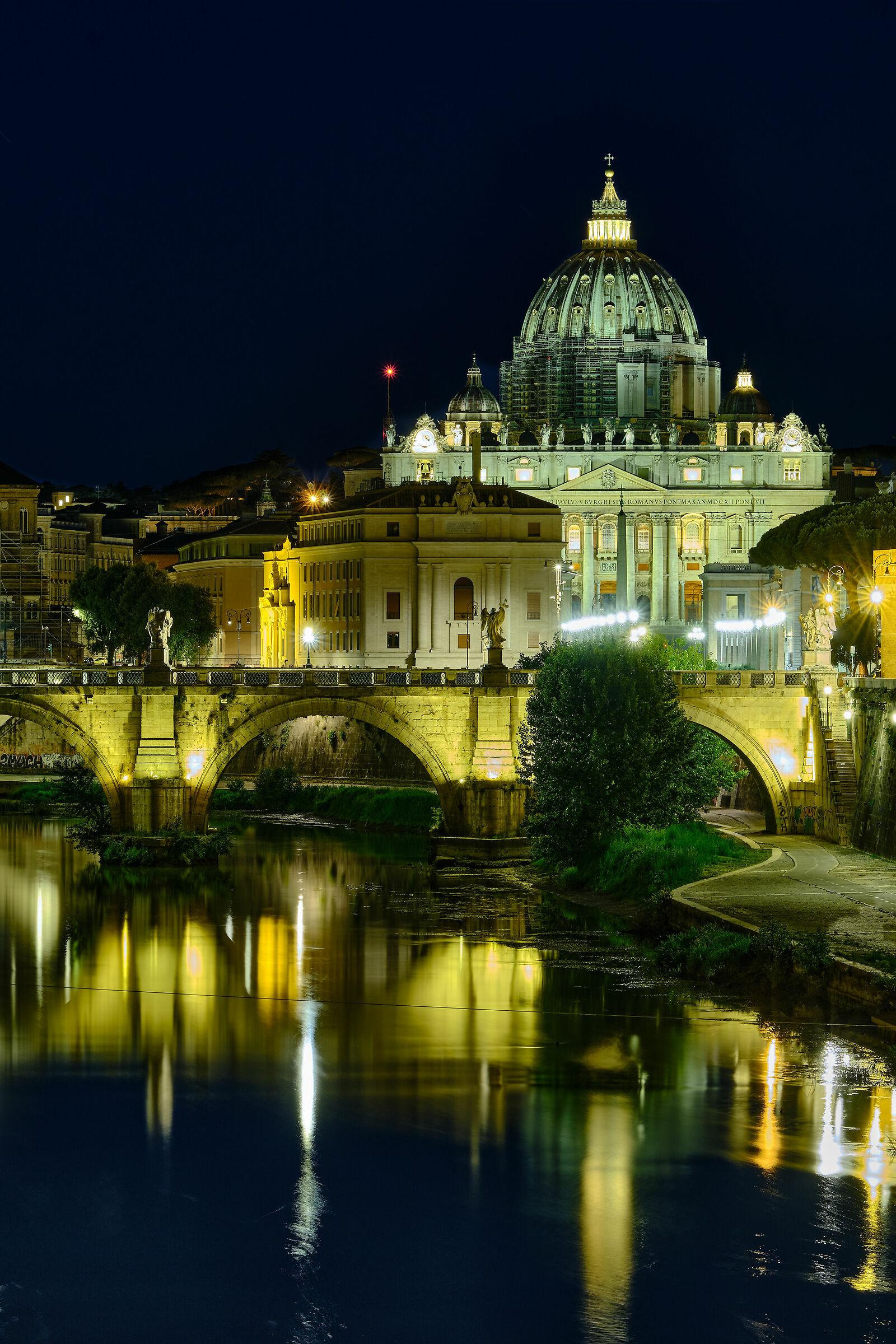 Roma di notte...