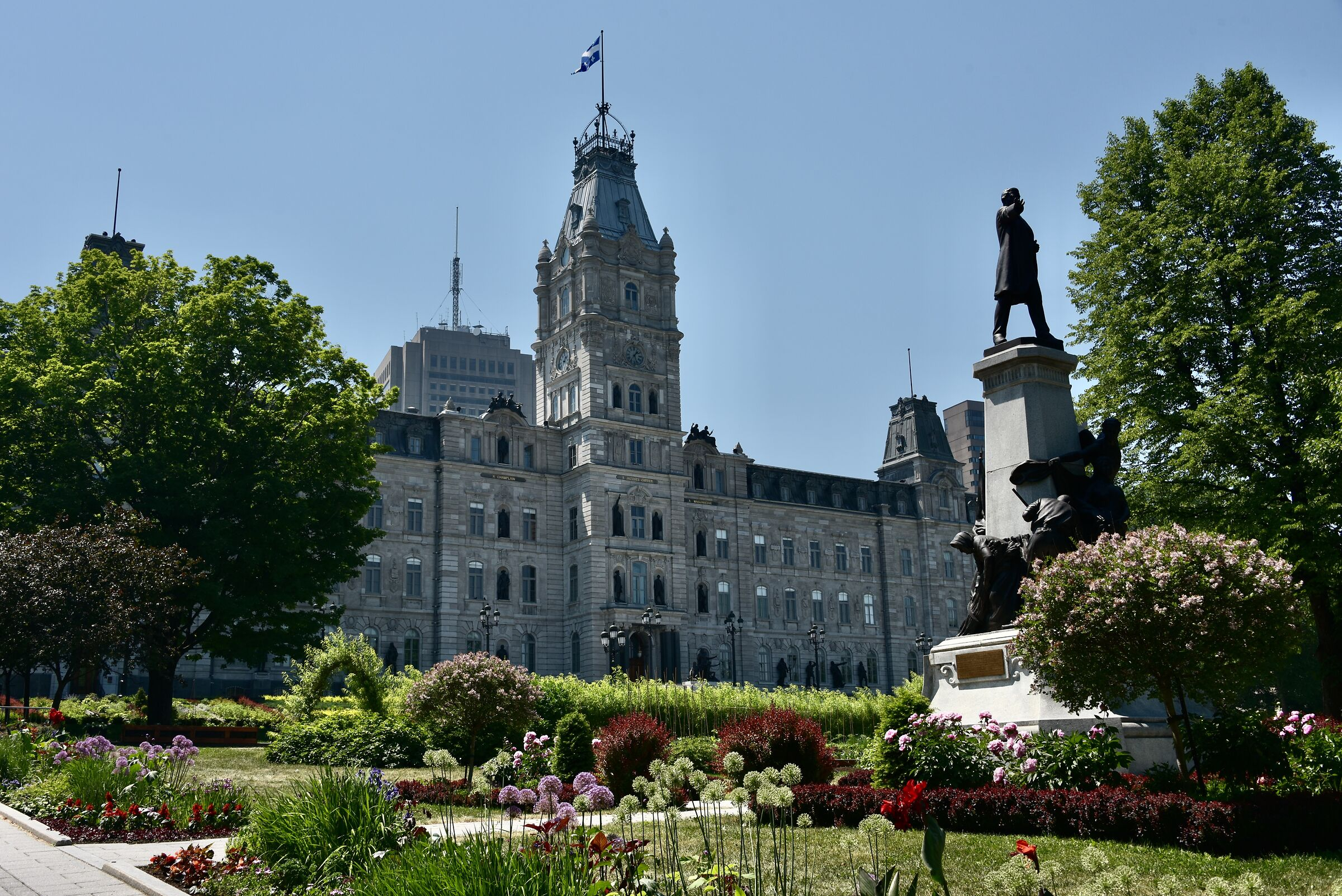 The following photos, visit to Quebec City 2020...
