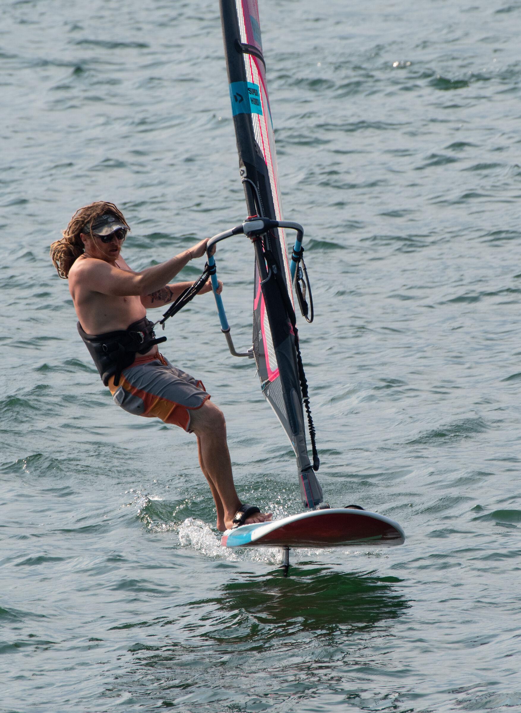 Rasta in Surf...