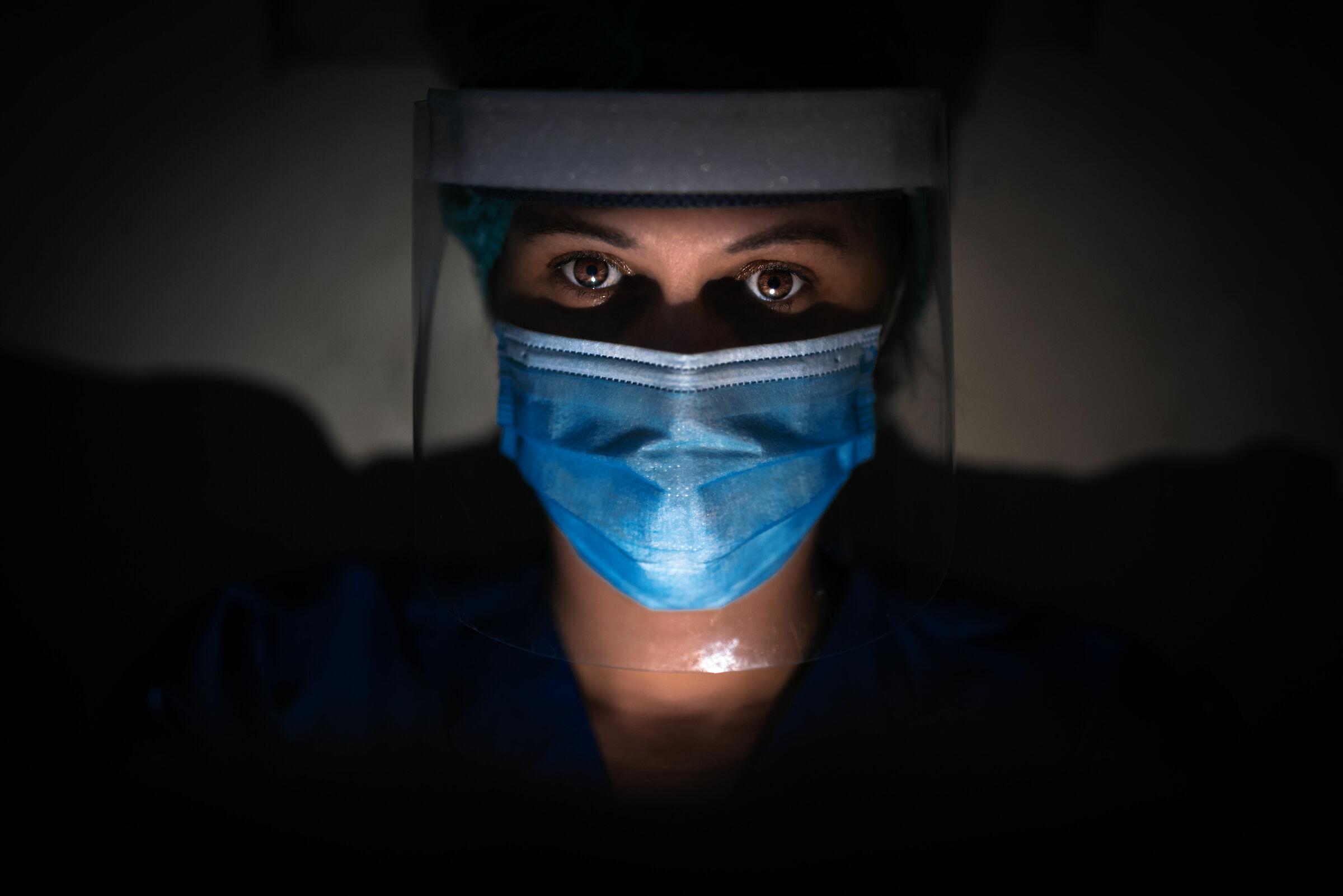 Covid Nurses...