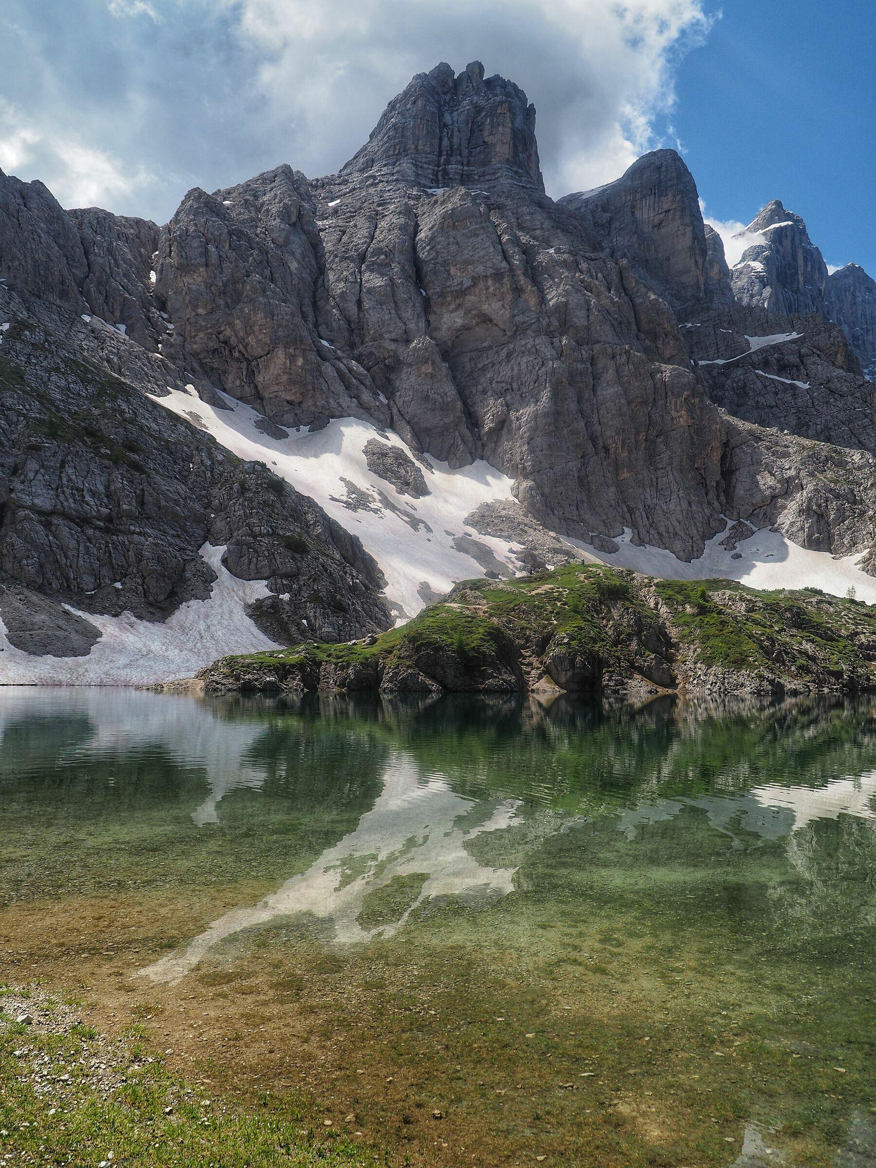 Lago Coldai...