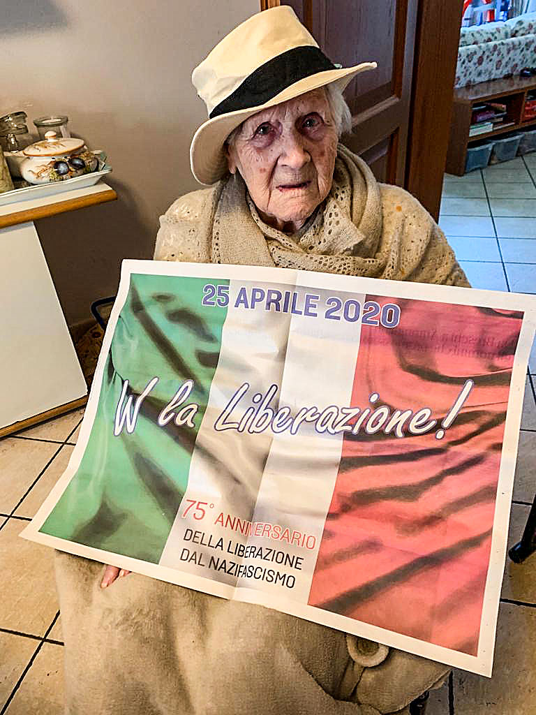98-year-old...