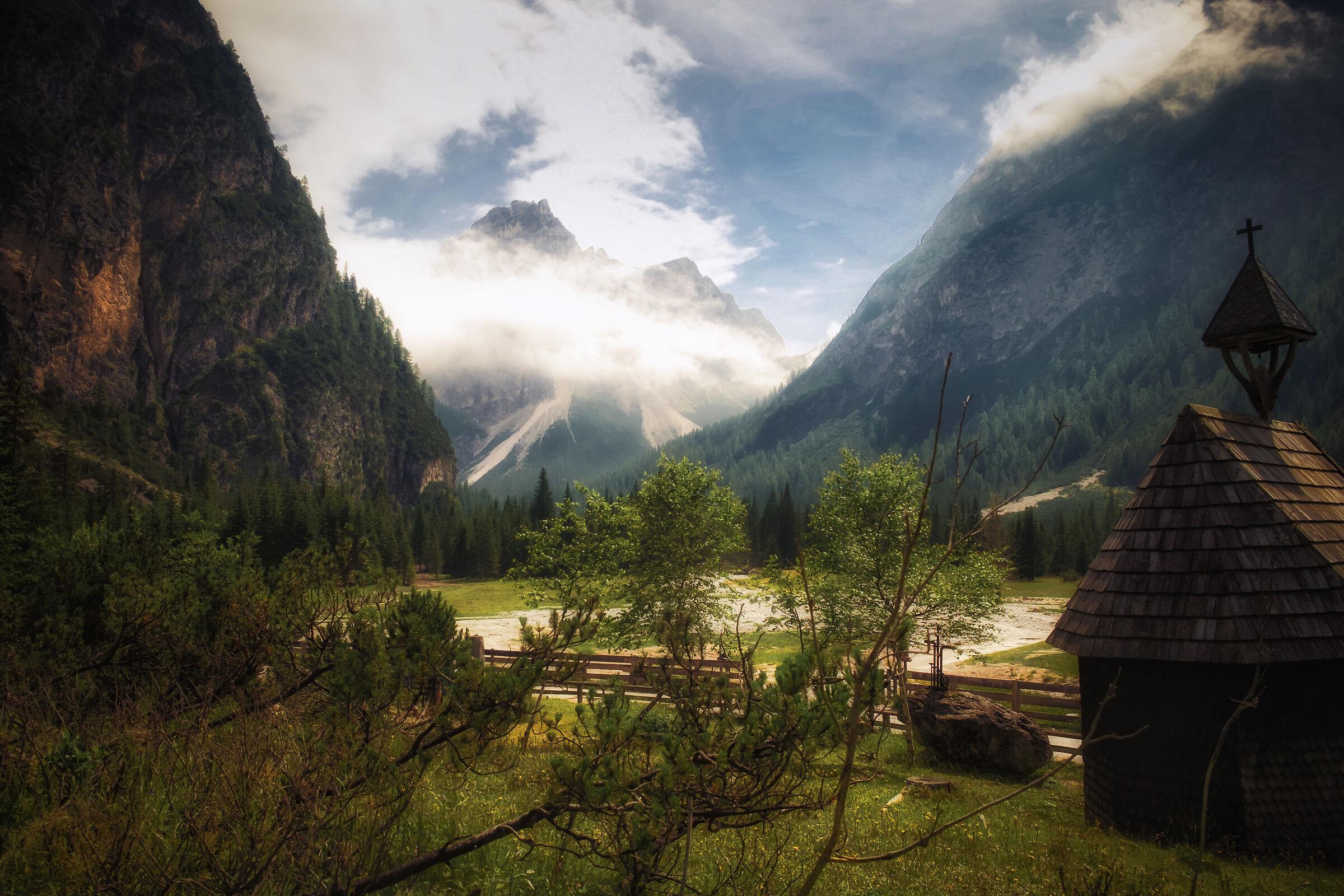 Magical Dolomites...