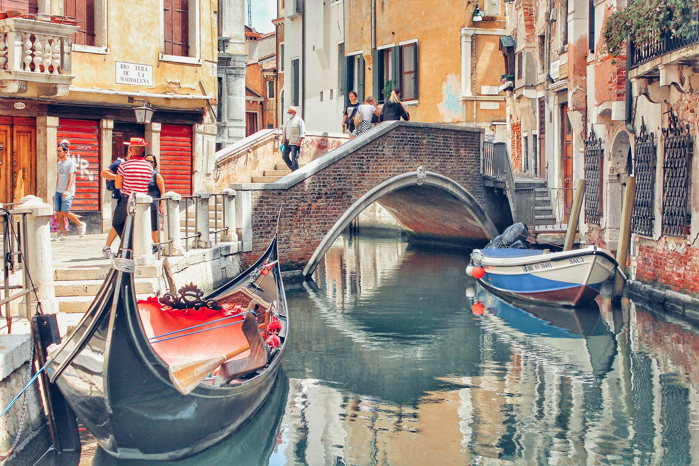 Girando per Venezia...