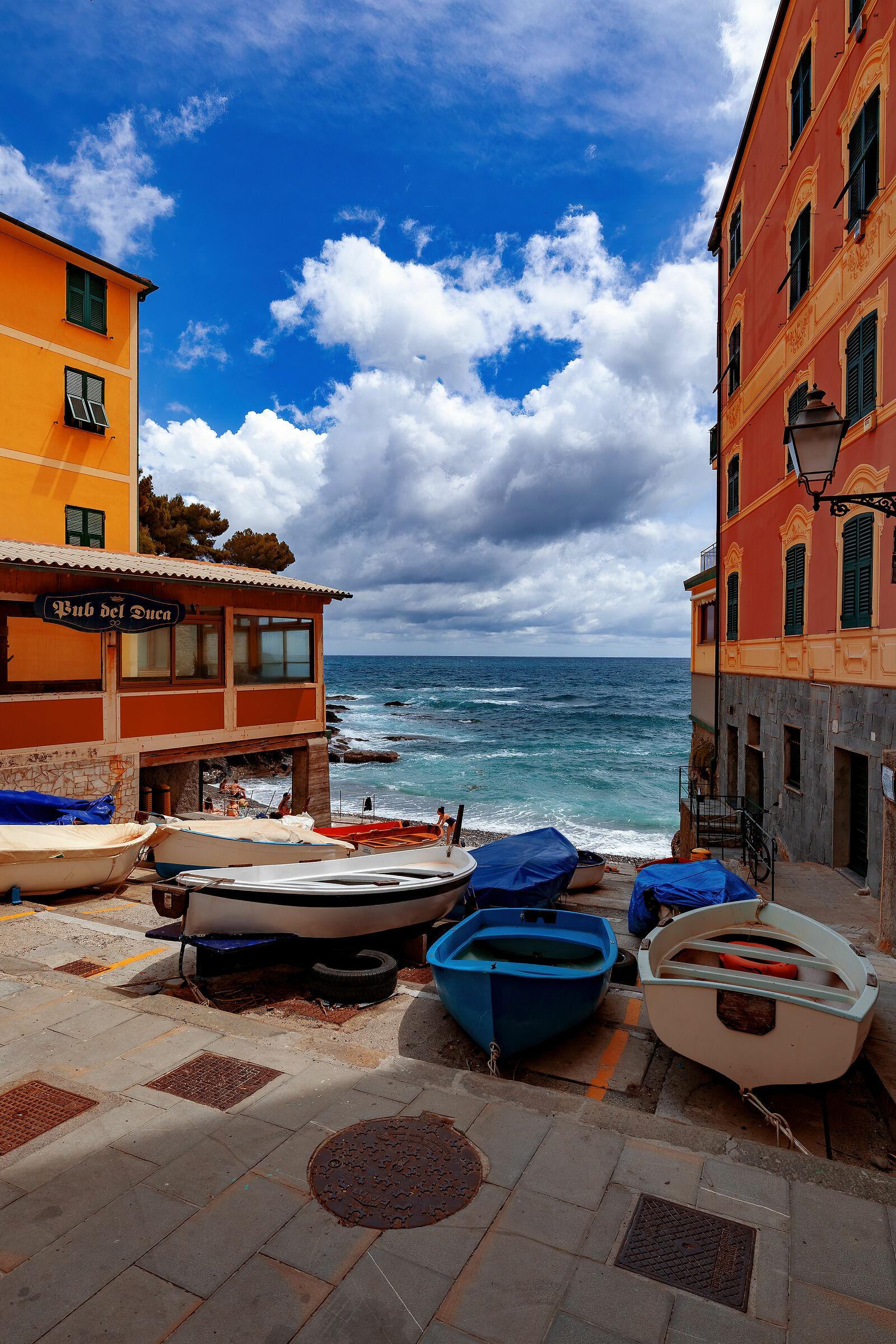 I colori della Liguria...