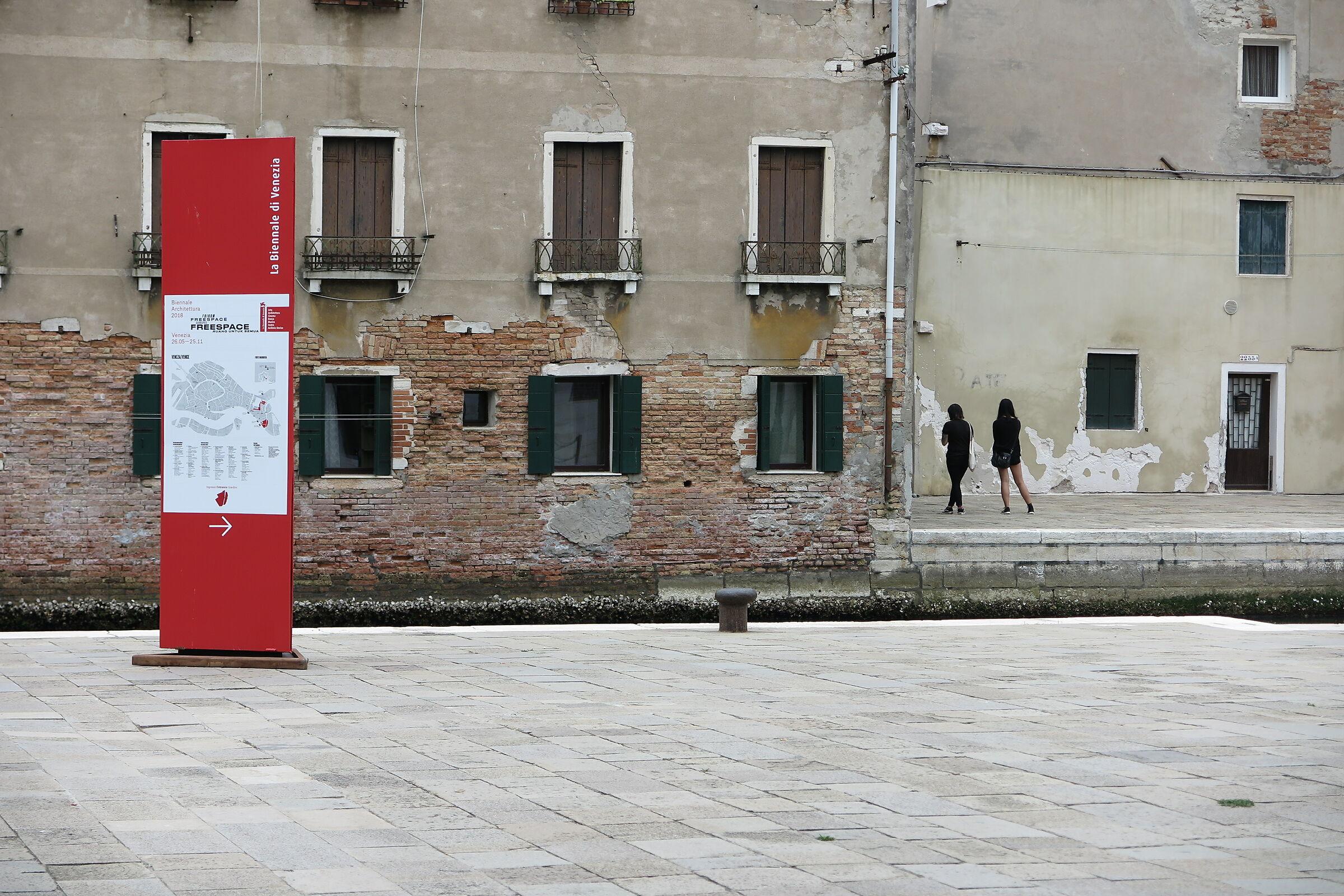 Venice Biennale...