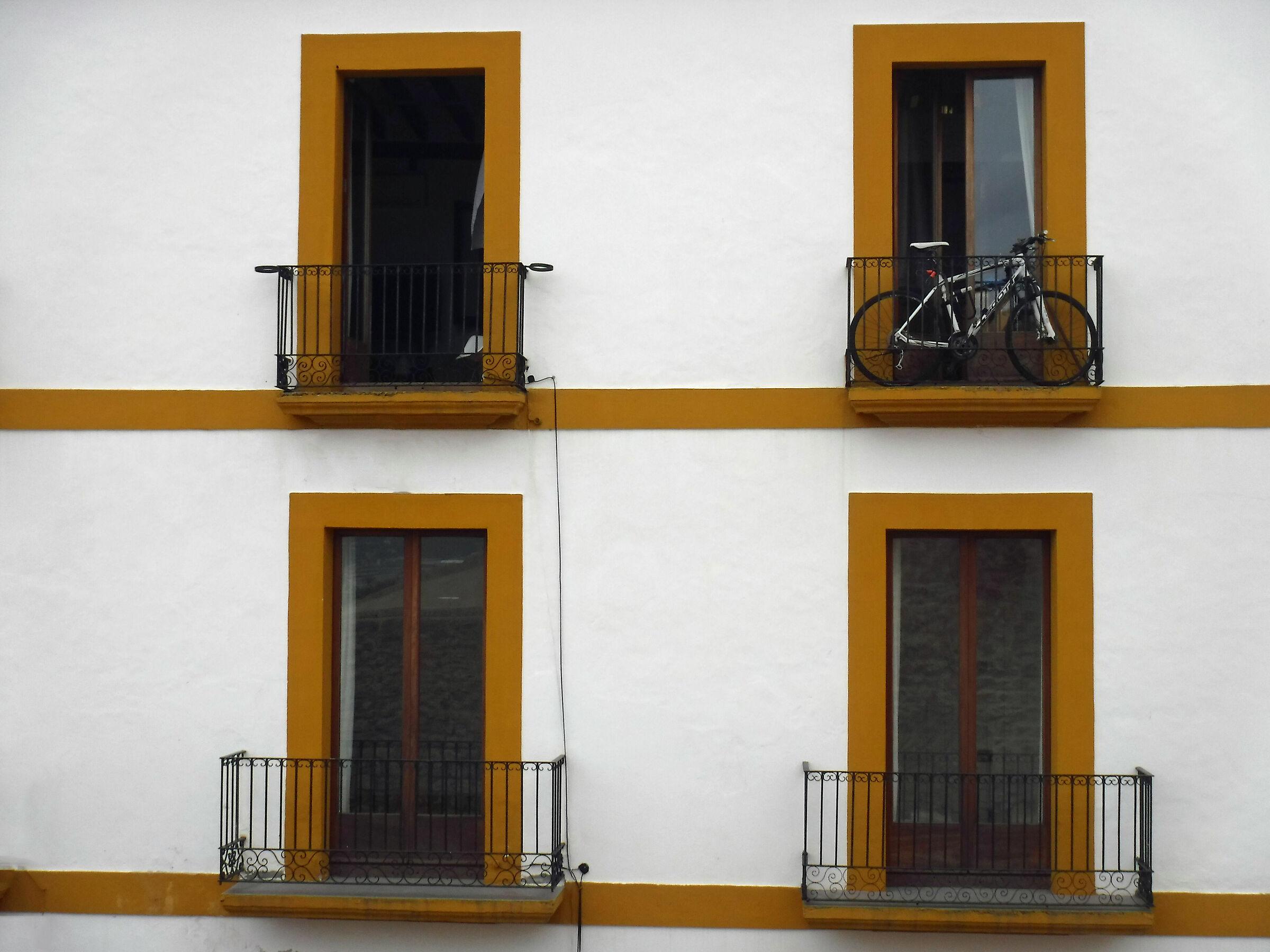 Ibiza windows...