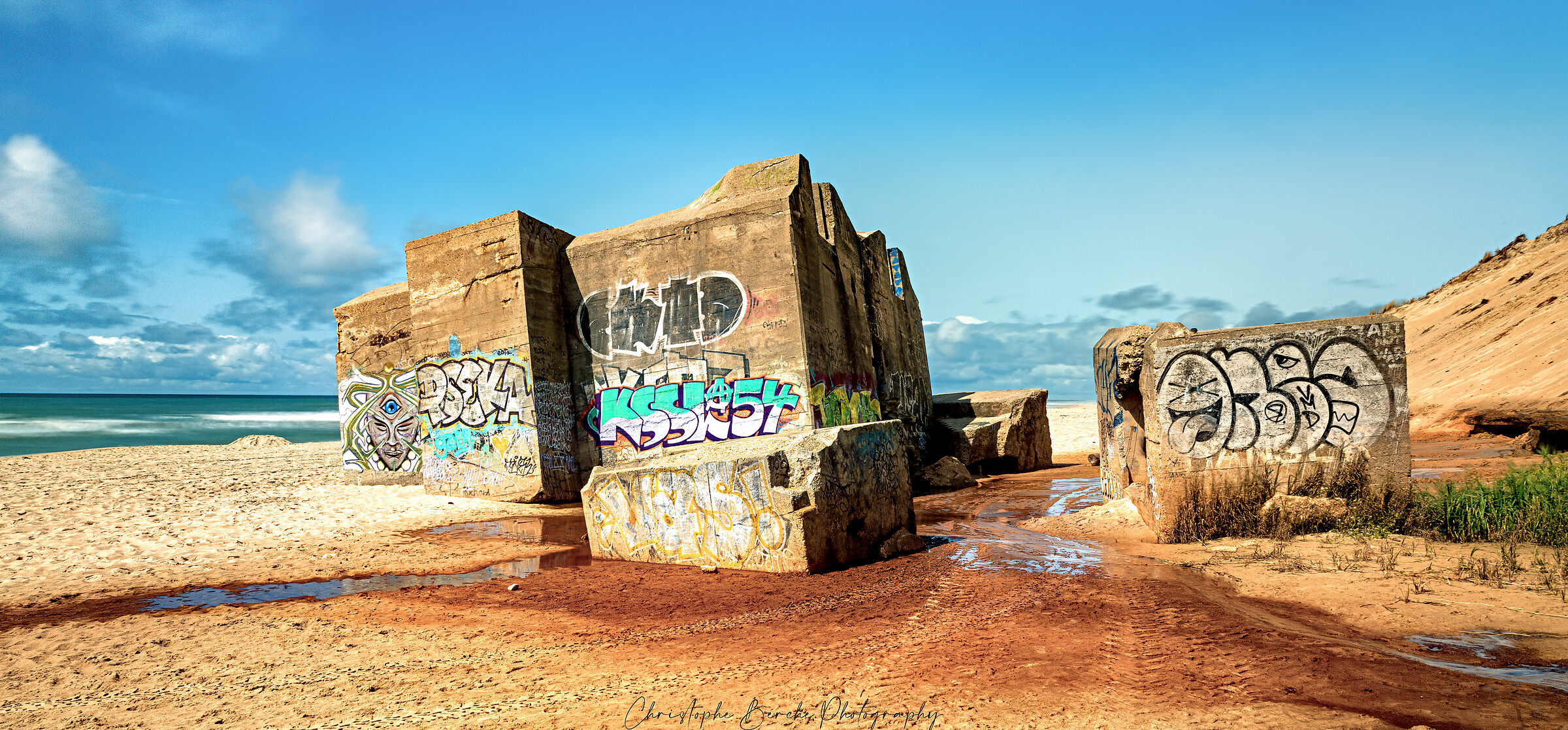 Bunker...