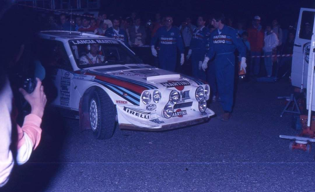 Sanremo rally Allen ...