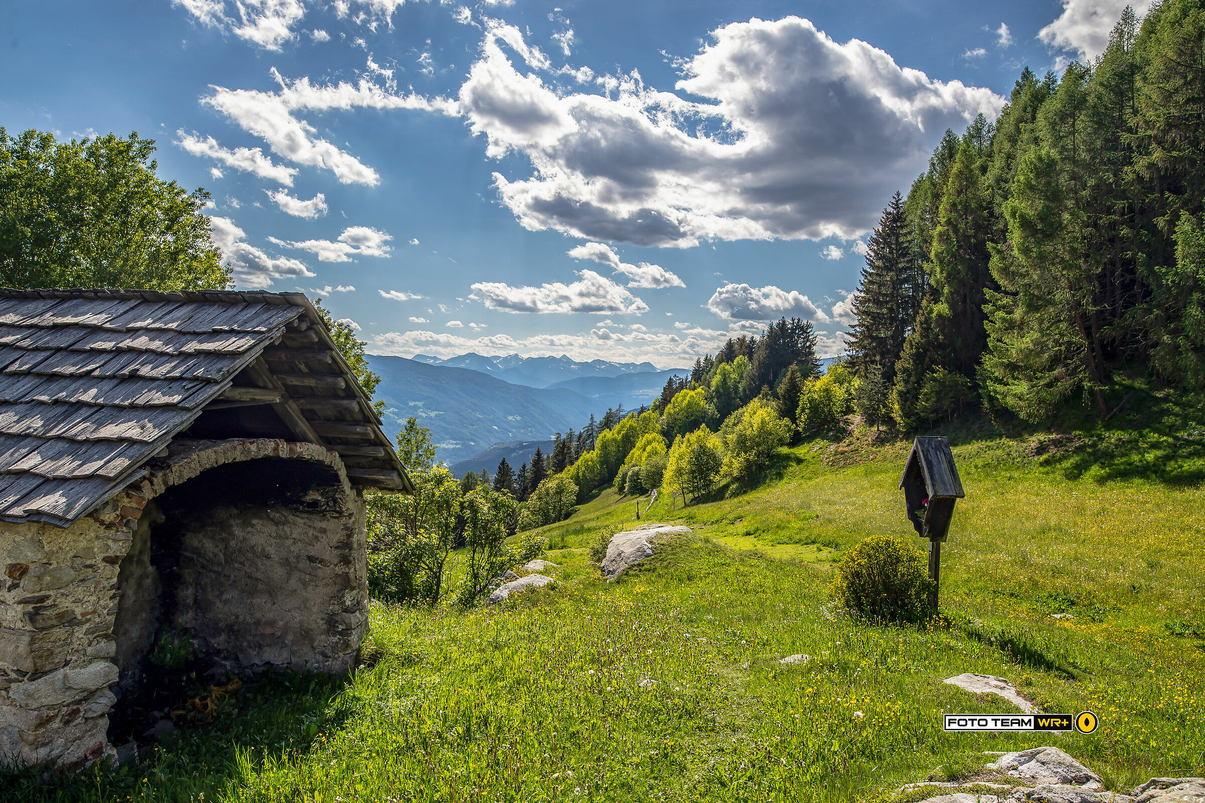 """Kofler am Kofl"" - Falzes - South Tyrol..."