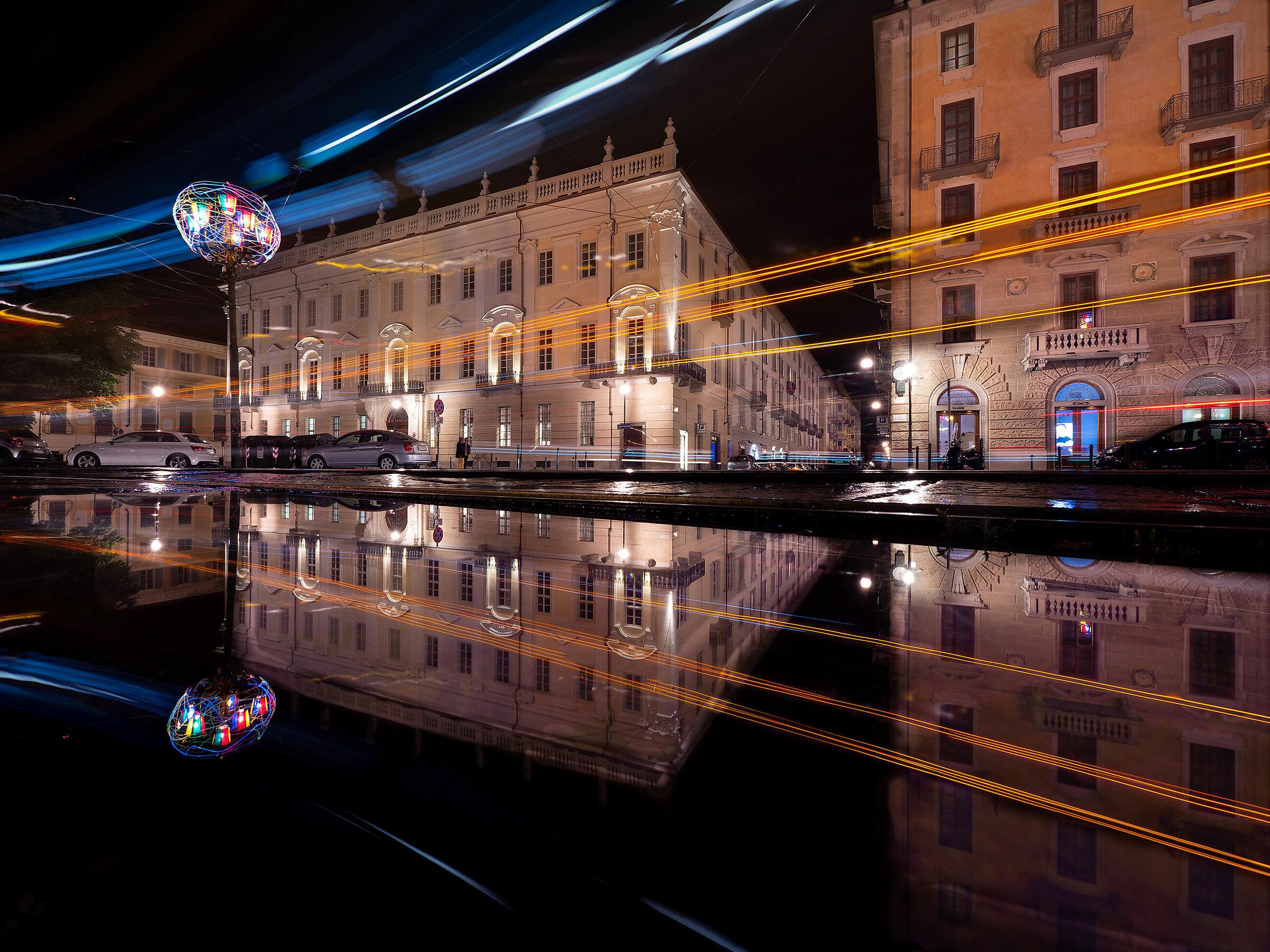 Piazza Carlo Emanuele II...