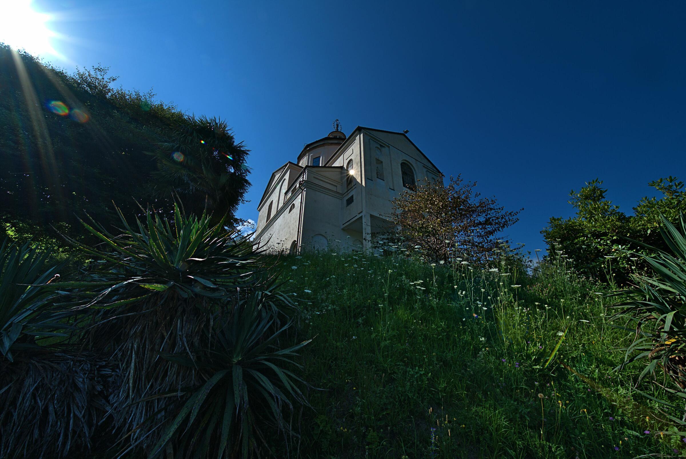 Sanctuary of the Roncaglio Maria Auxiliary...