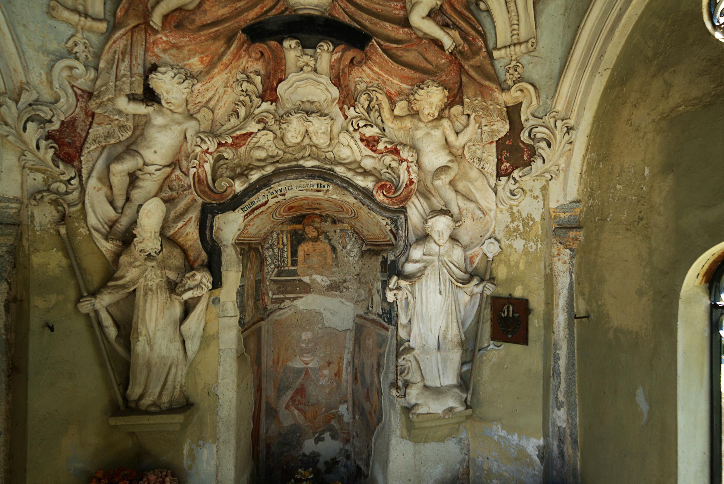 Madonna del Carretto (internal)...