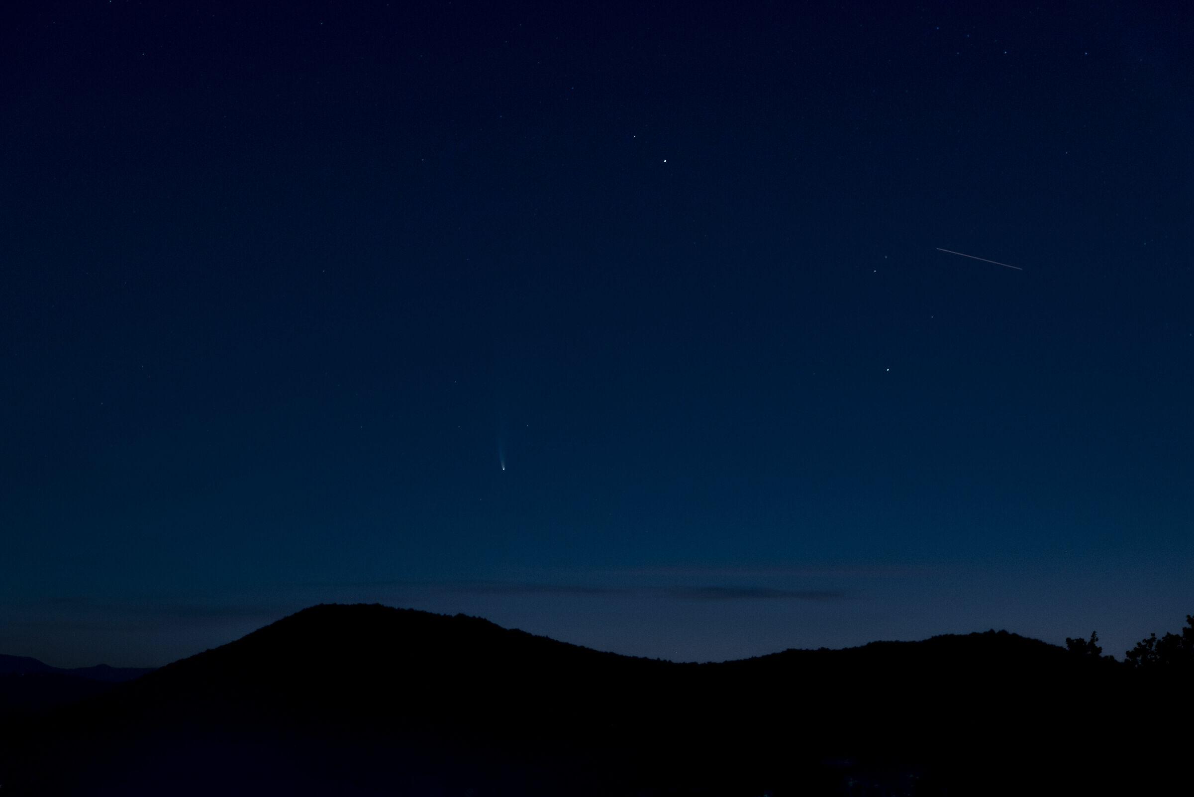 Comet ...