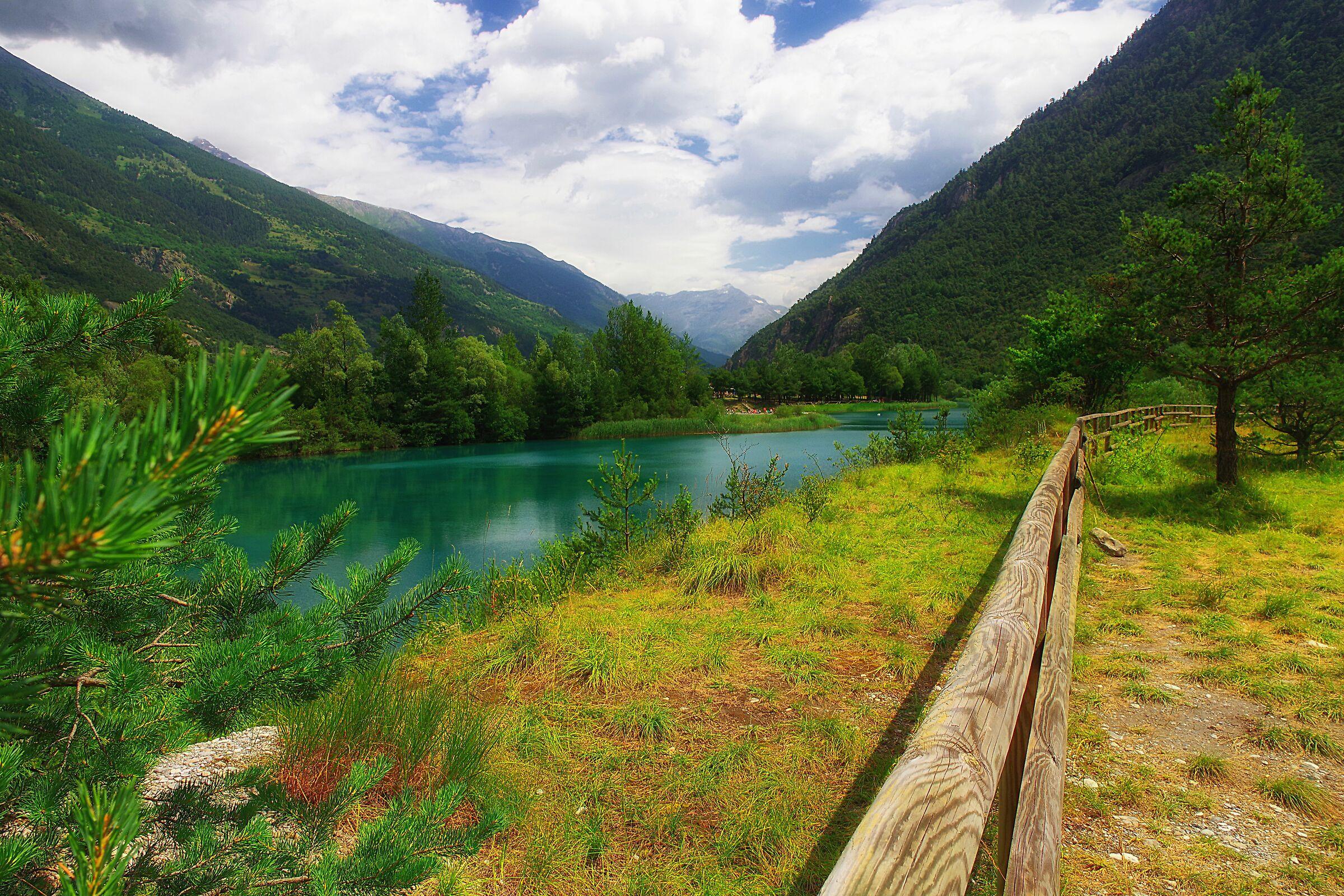 Lake Orfu...