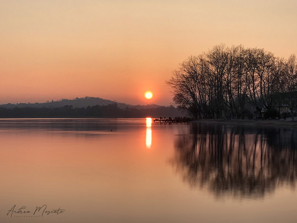 Lido di Gavirate - Lago di Varese (Italy)...