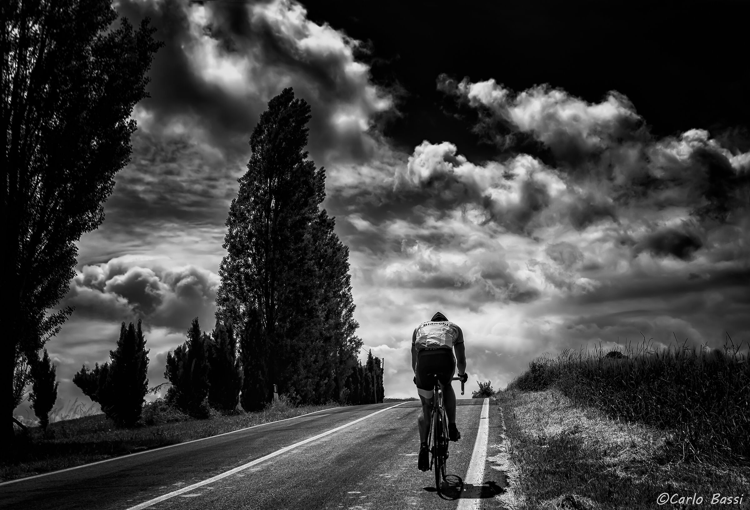 On the trail of Bartali...