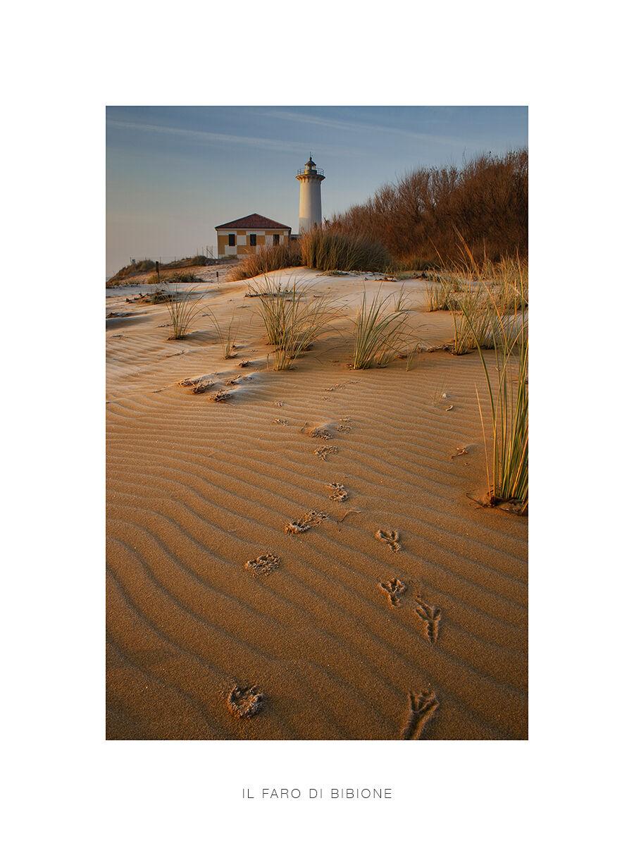 Bibione Lighthouse...