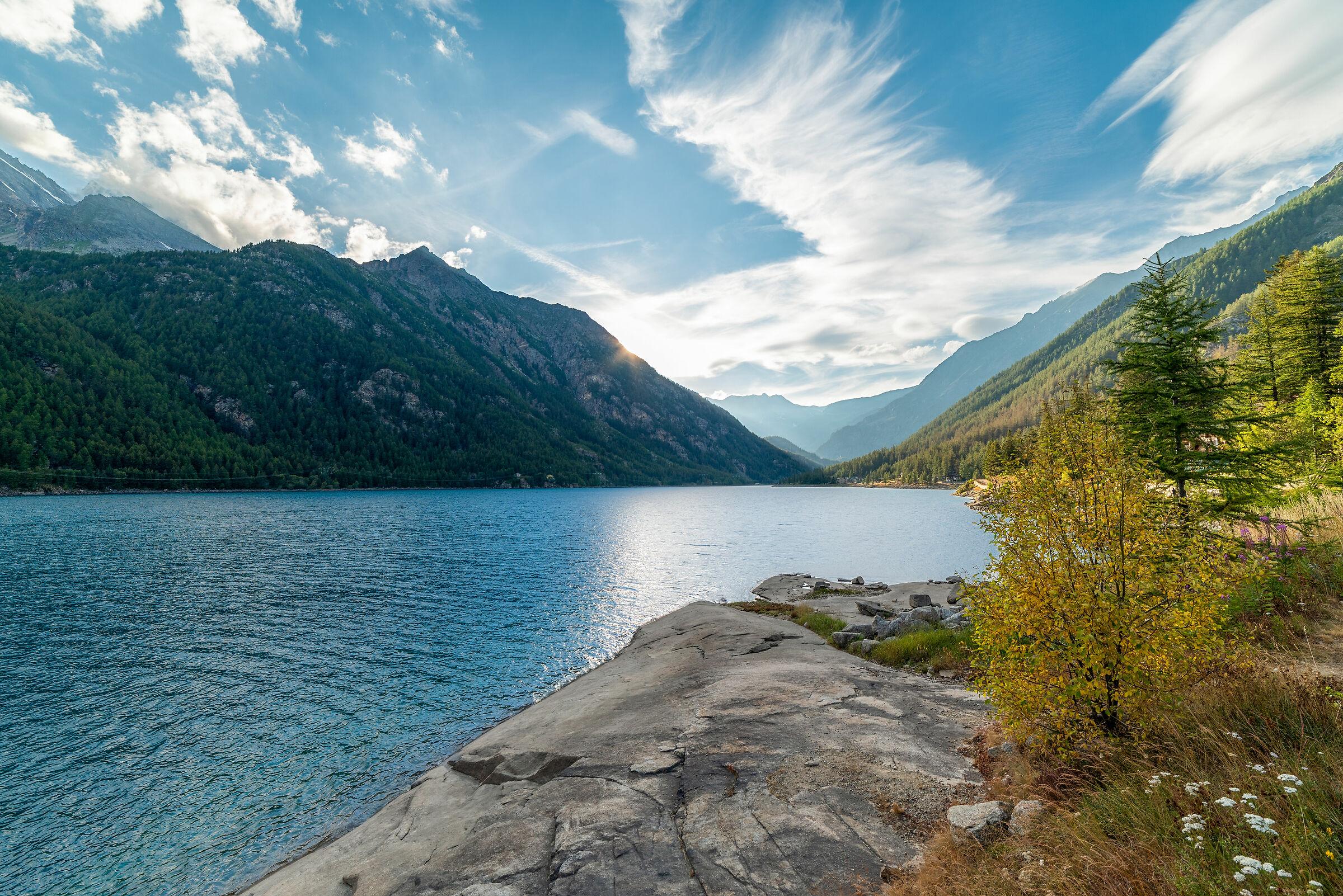 Lago di Ceresole...