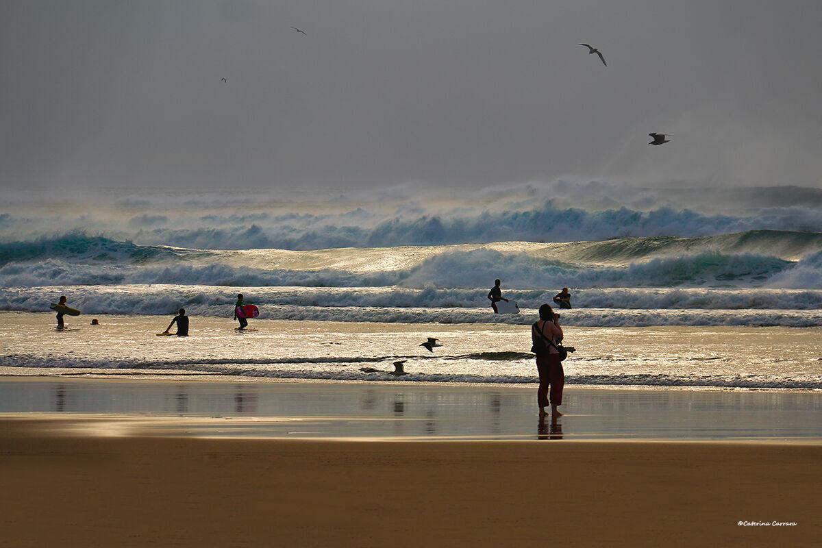 Il paradiso dei surfisti!...