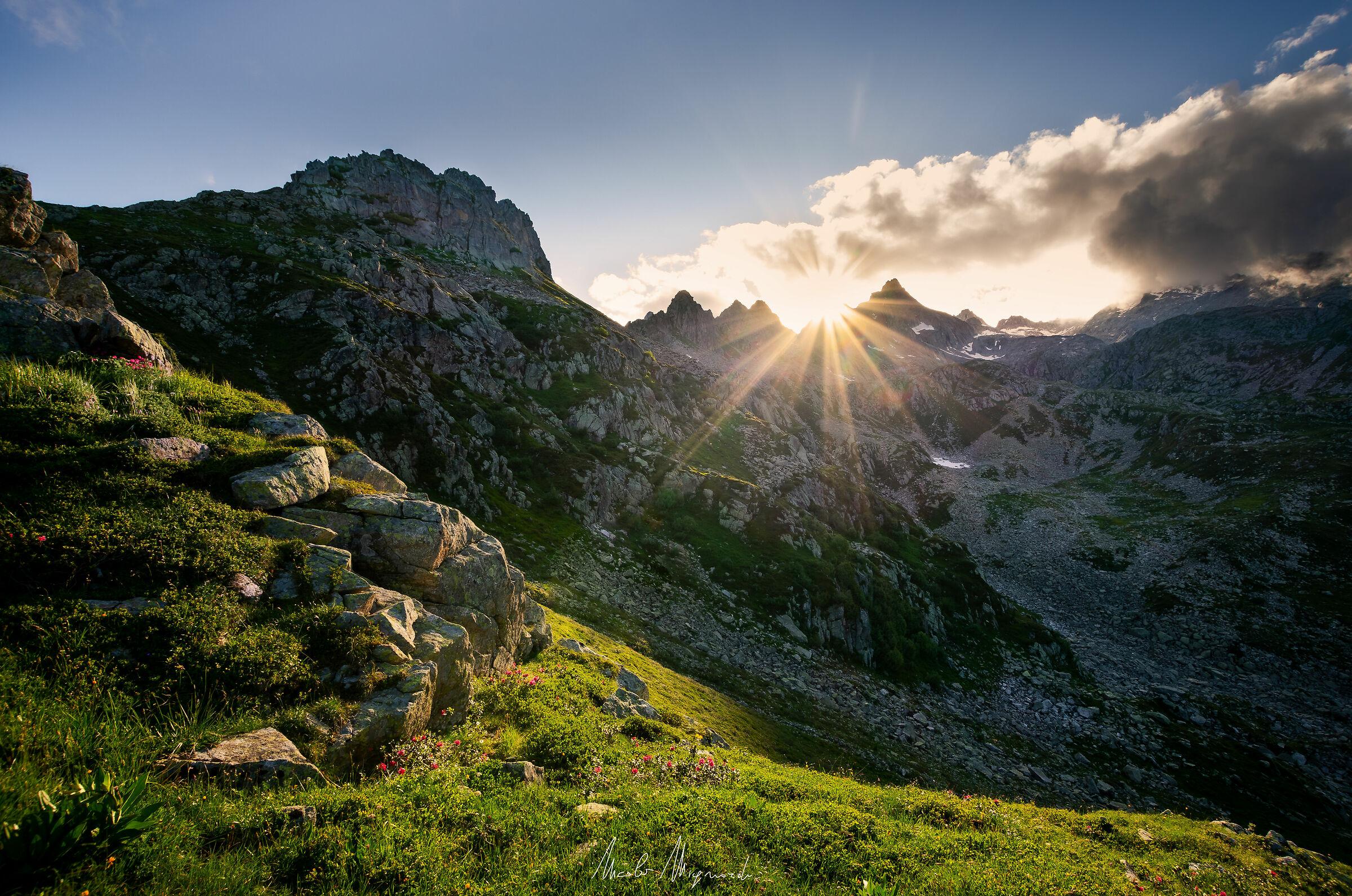 Cornisello Peak...