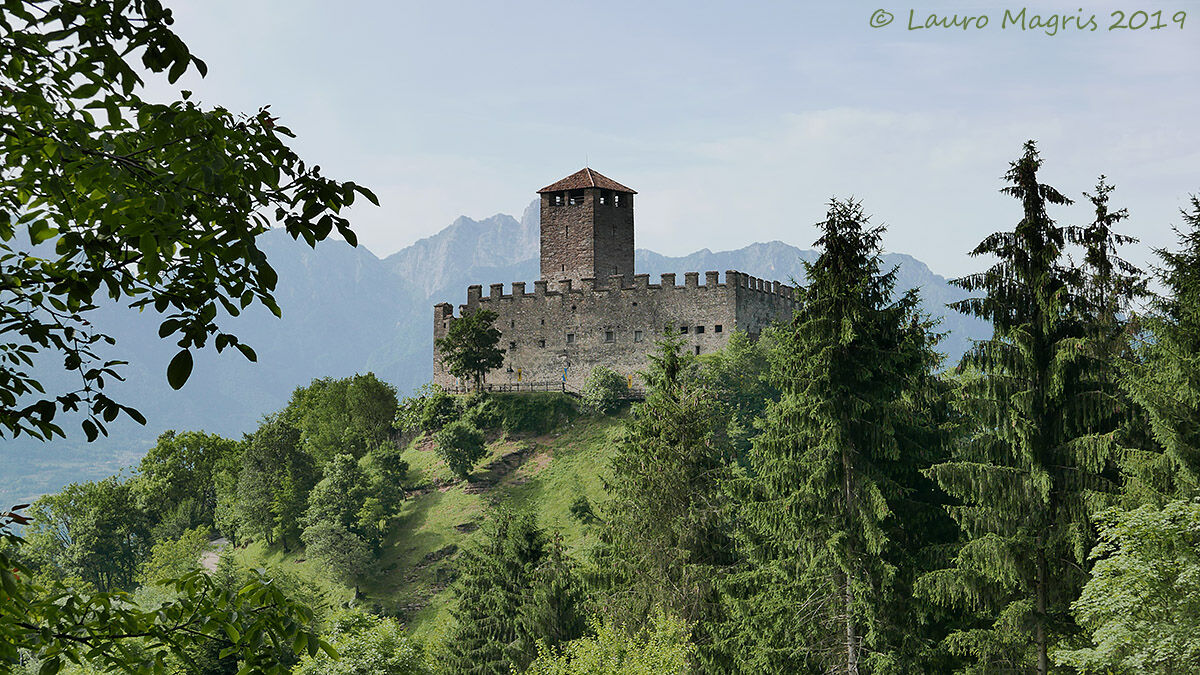Zummelle Castle...