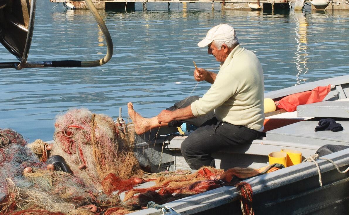 Fisherman (Photo No.3)...
