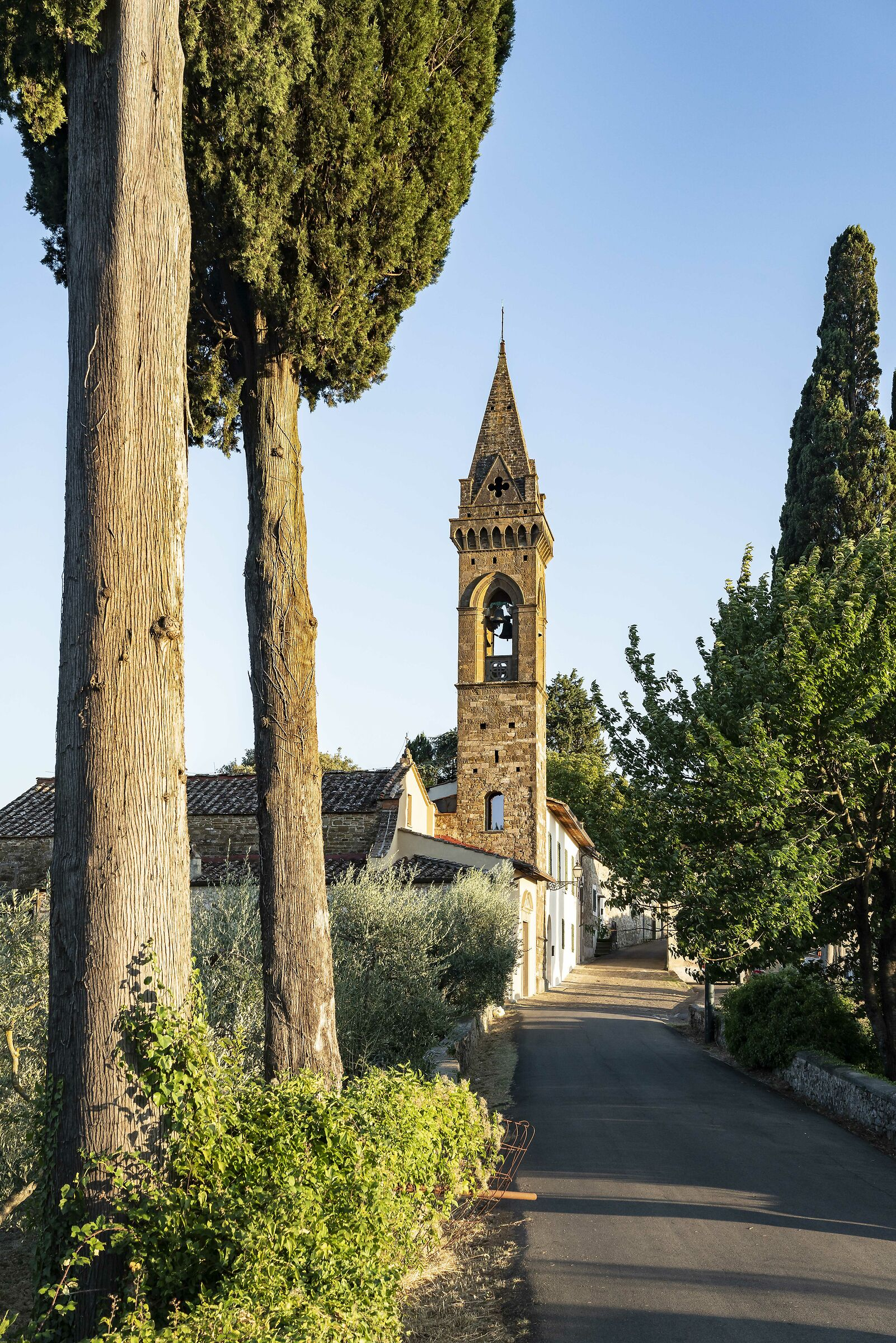 Santa Margherita in Montici...
