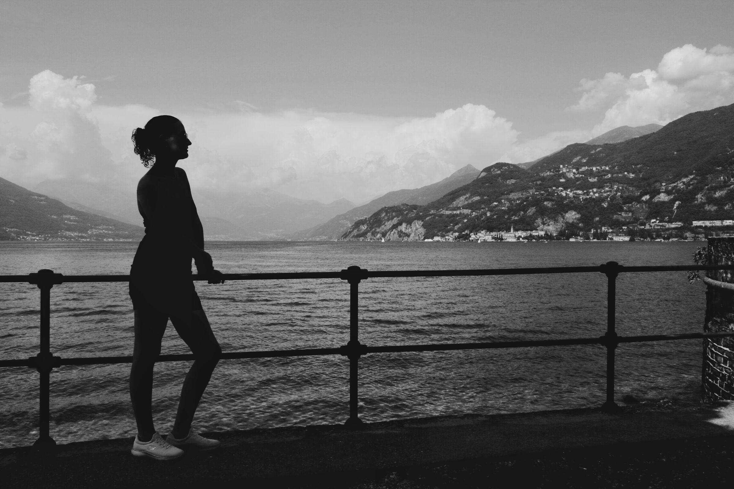 Lake of Como.......