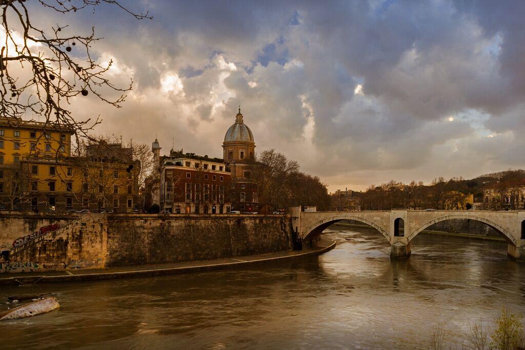 Winter Tiber...