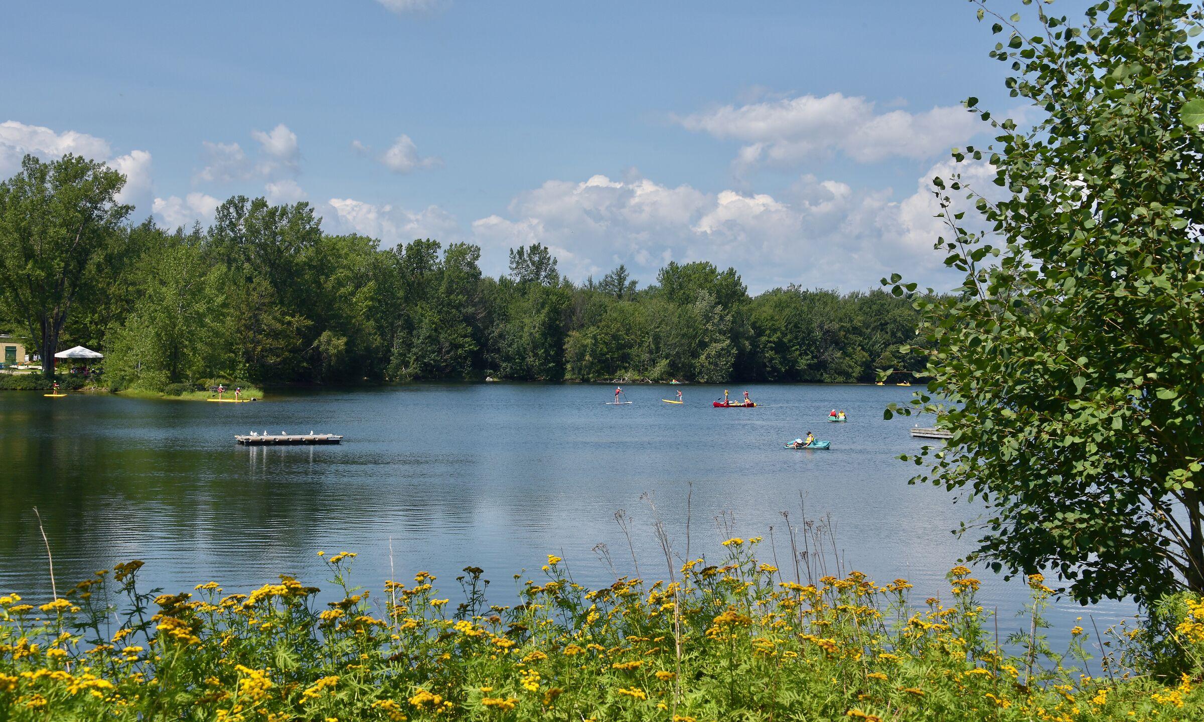 Sport acquatici, attività all'aria aperta, Quebec City...