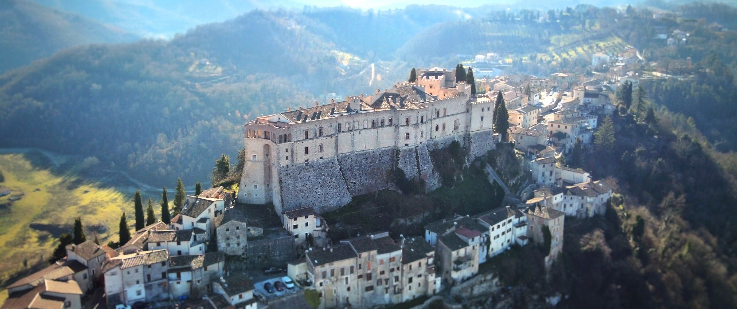 Castello Roccasinibalda...
