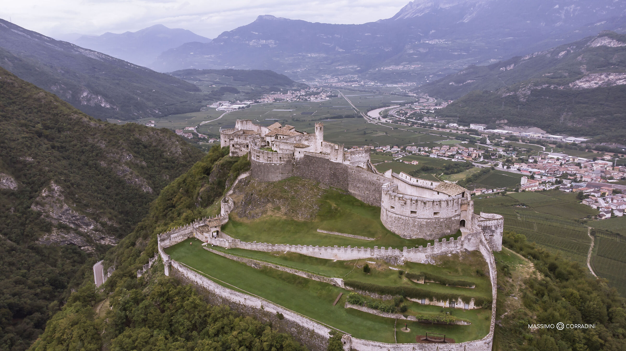 Beseno Castle...