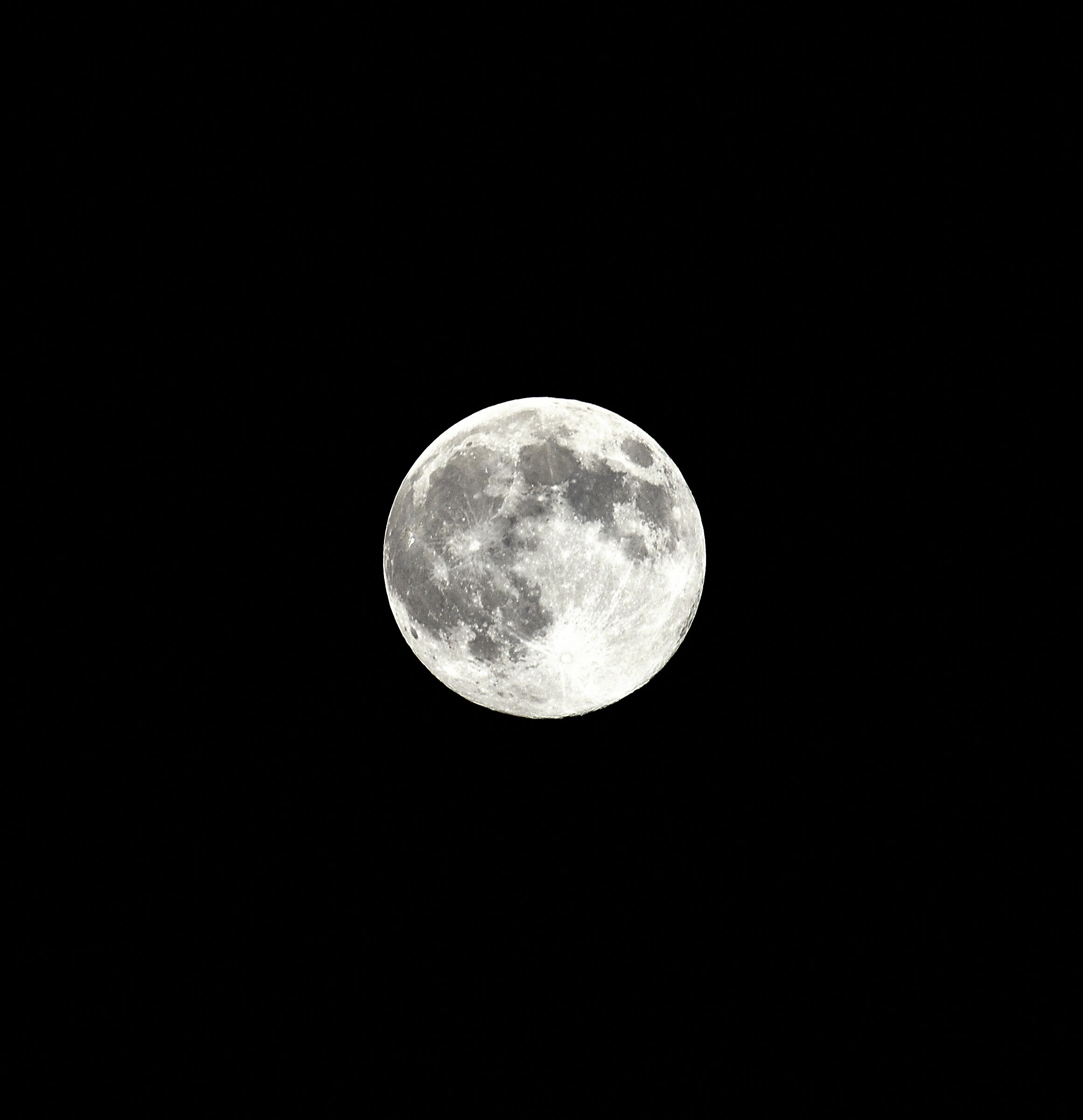 The Norwegian Moon...
