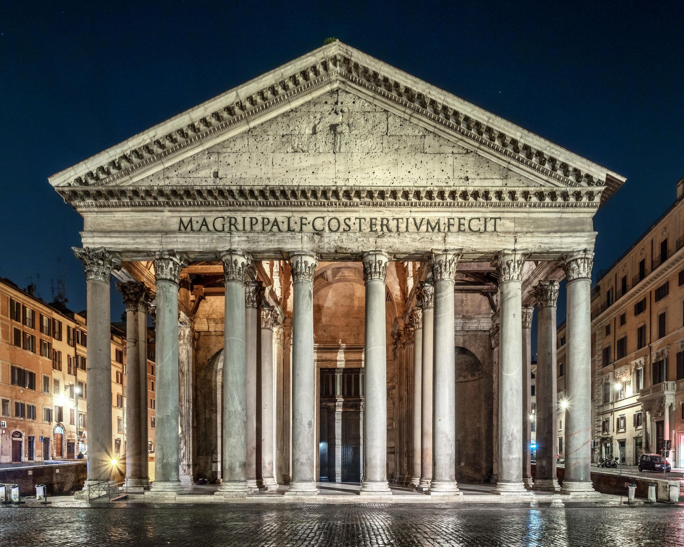 Pantheon (l'inizio di tutto)...