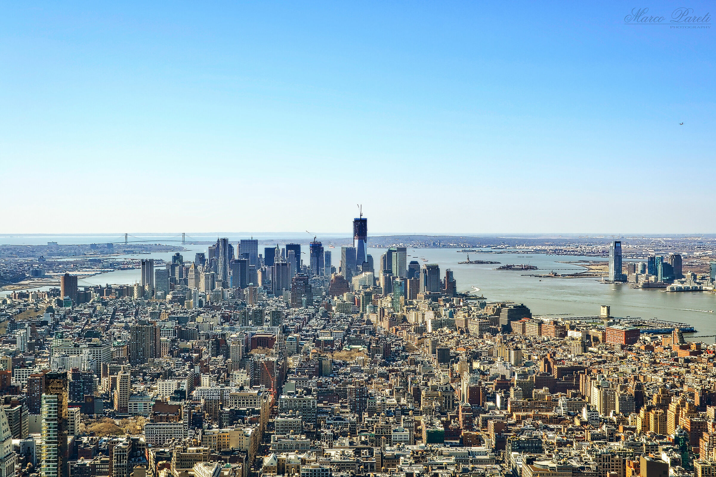 Downtown Manhattan, New States...