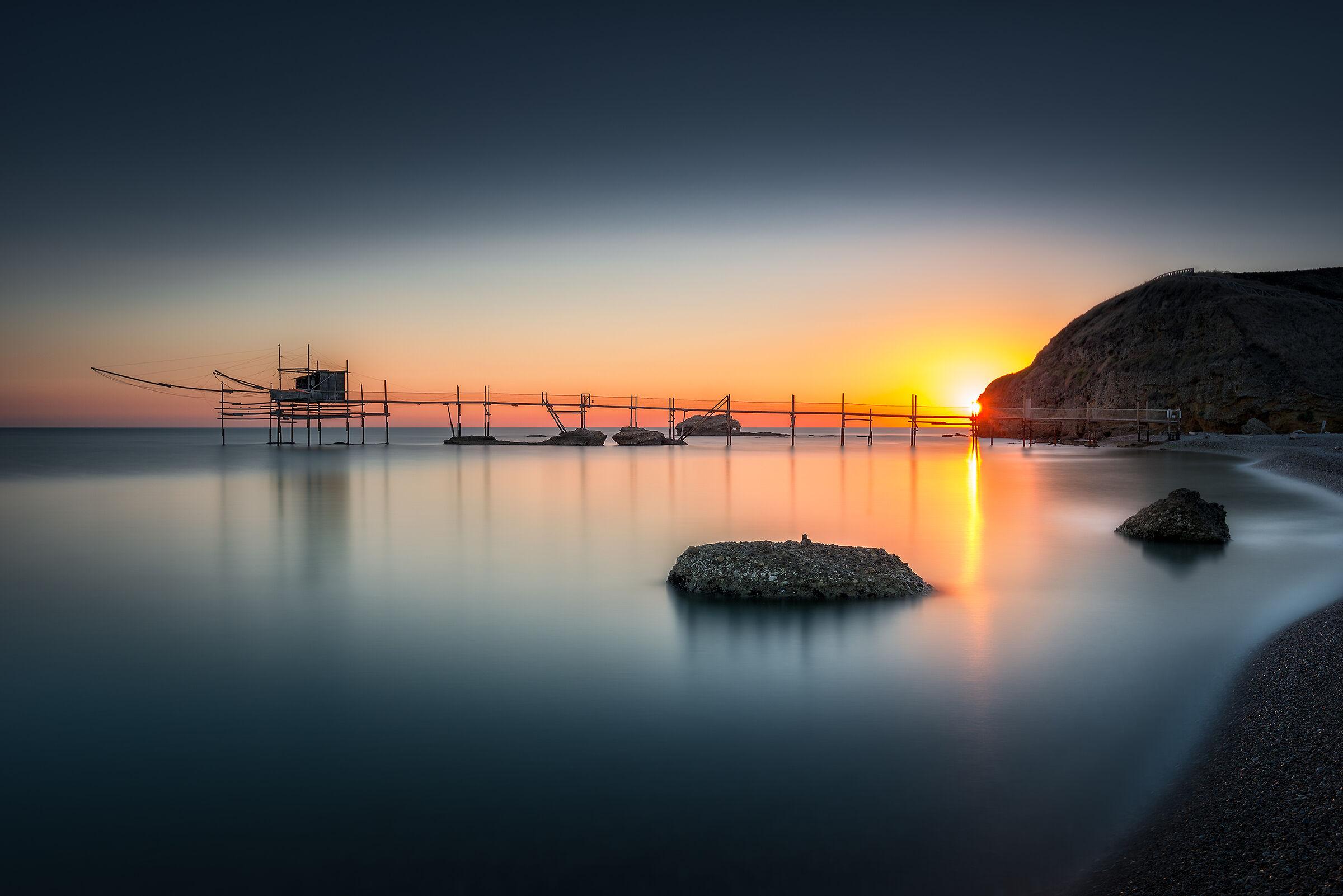 Trabucco Punta Aderci...