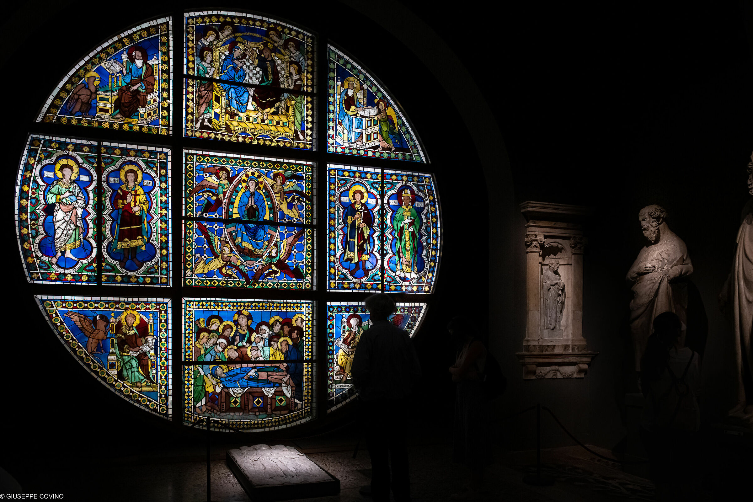 Museum of the Opera of the Cathedral of Siena...