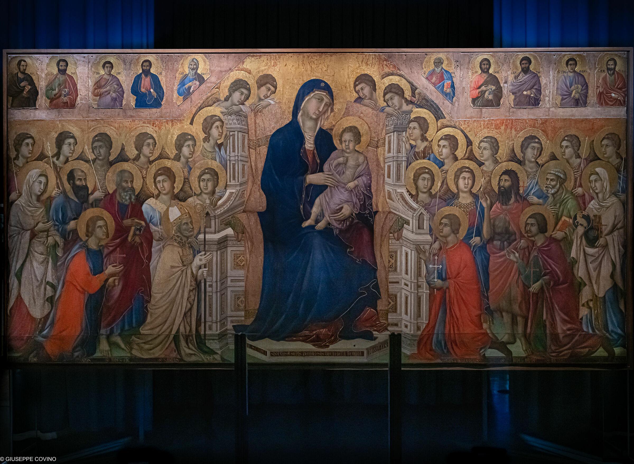 The Majesty of Duccio - Siena...