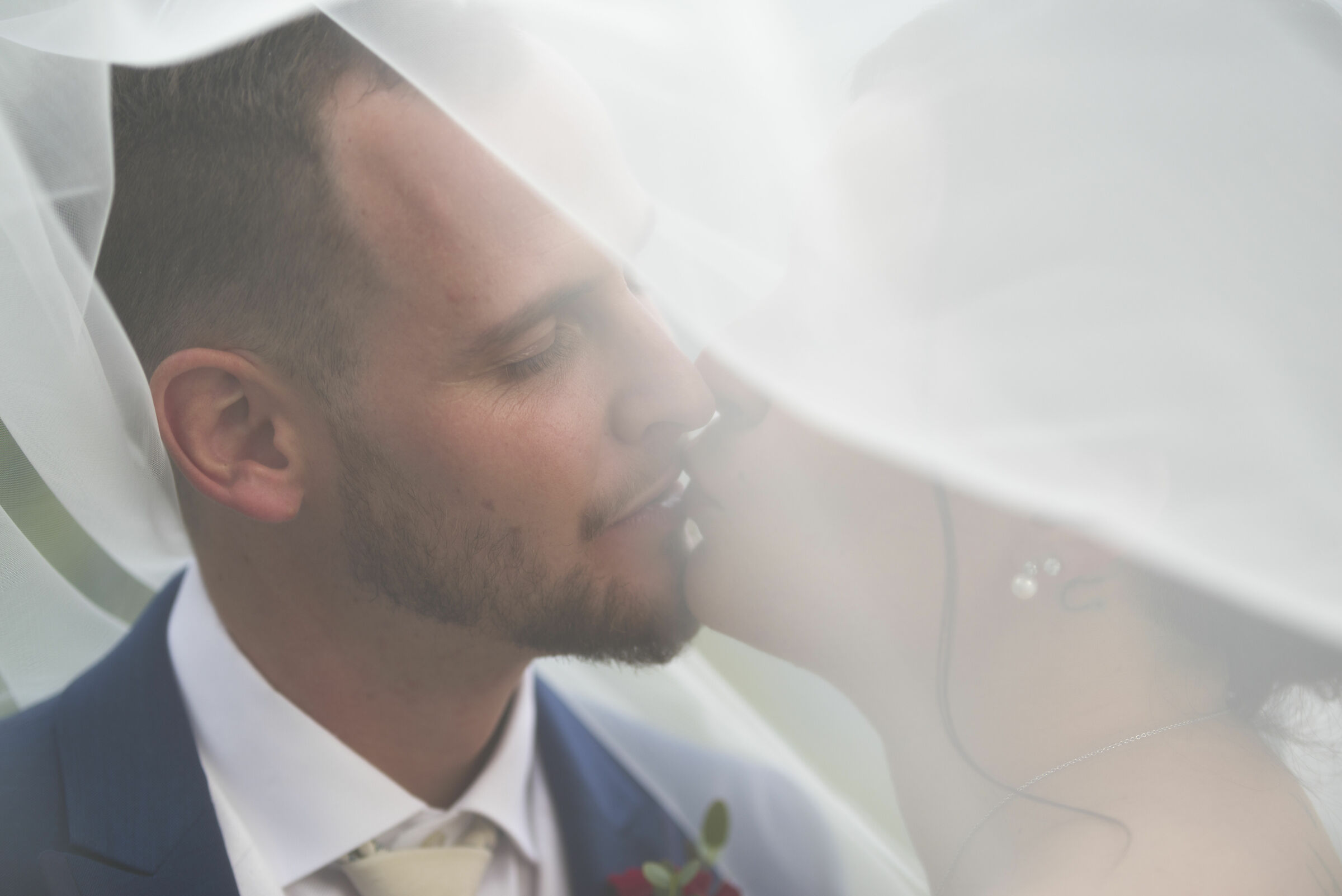 Wedding Kiss...