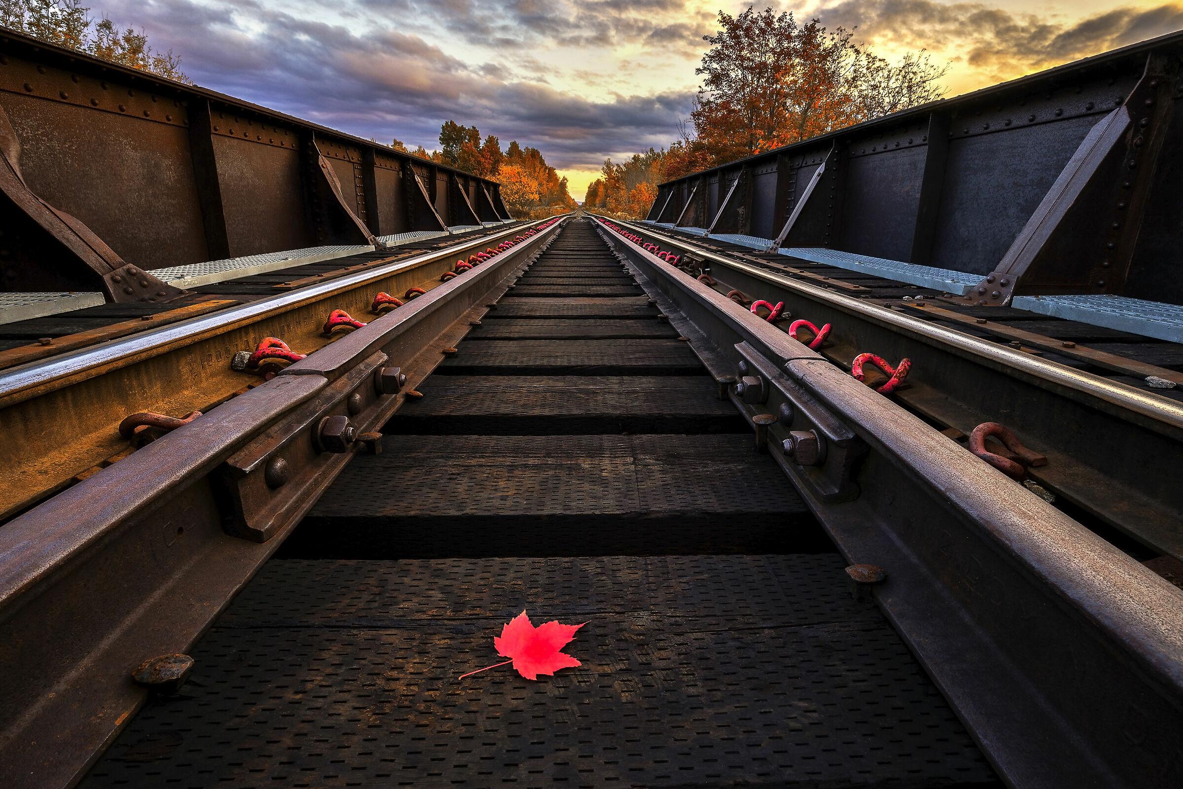 Railroad...