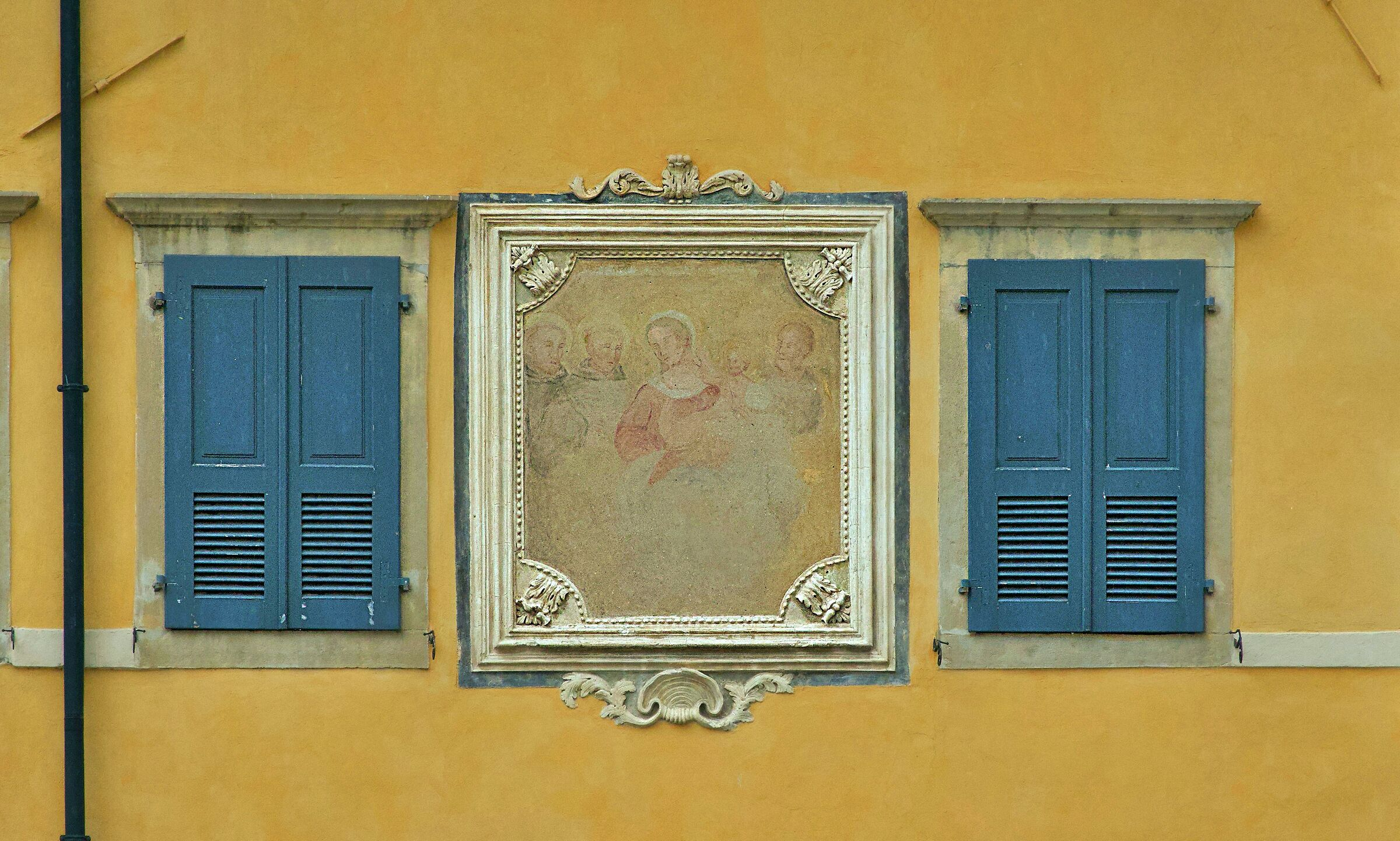 Udine and its frescoes ...