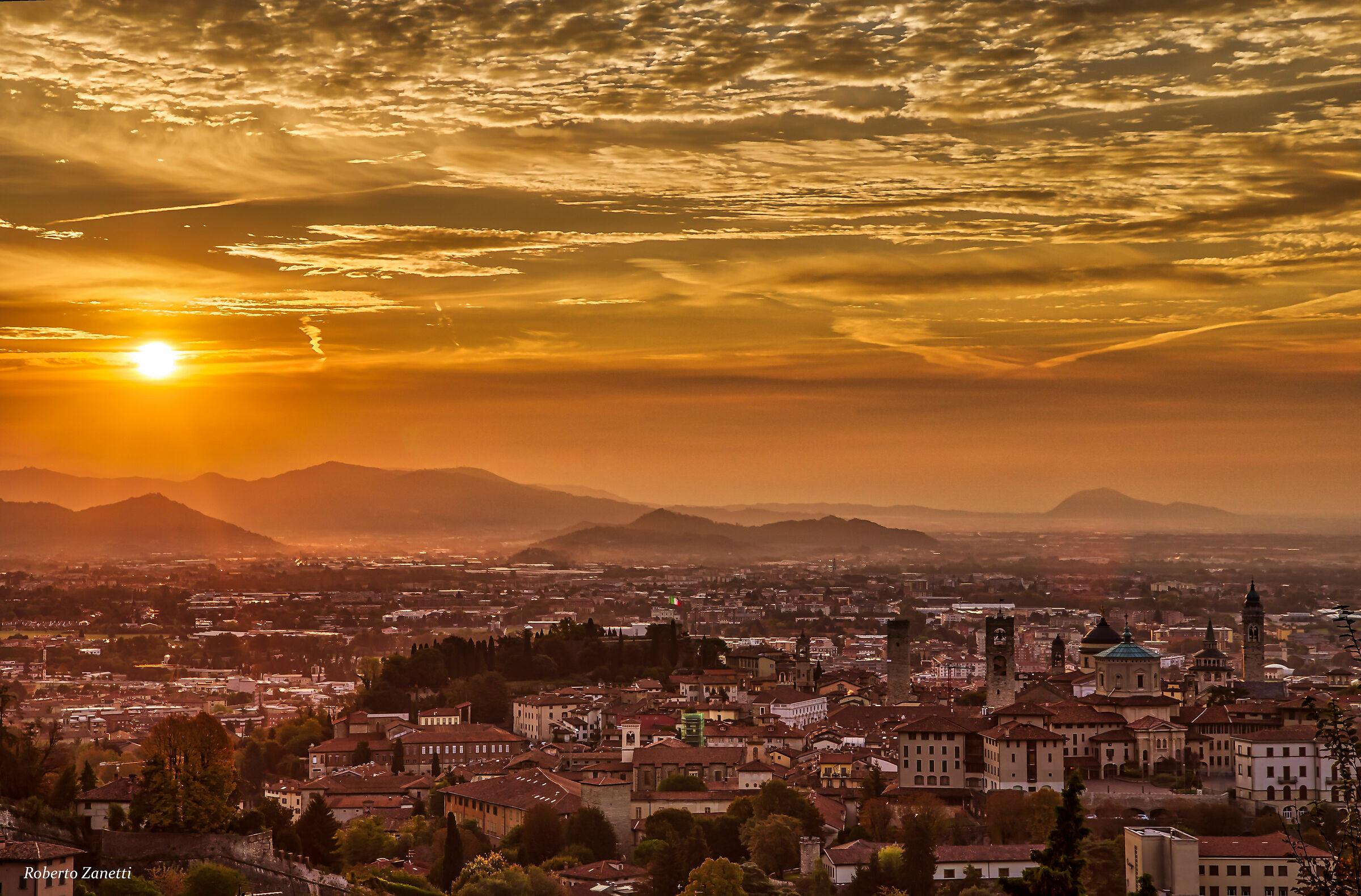 A new dawn for Bergamo High City...